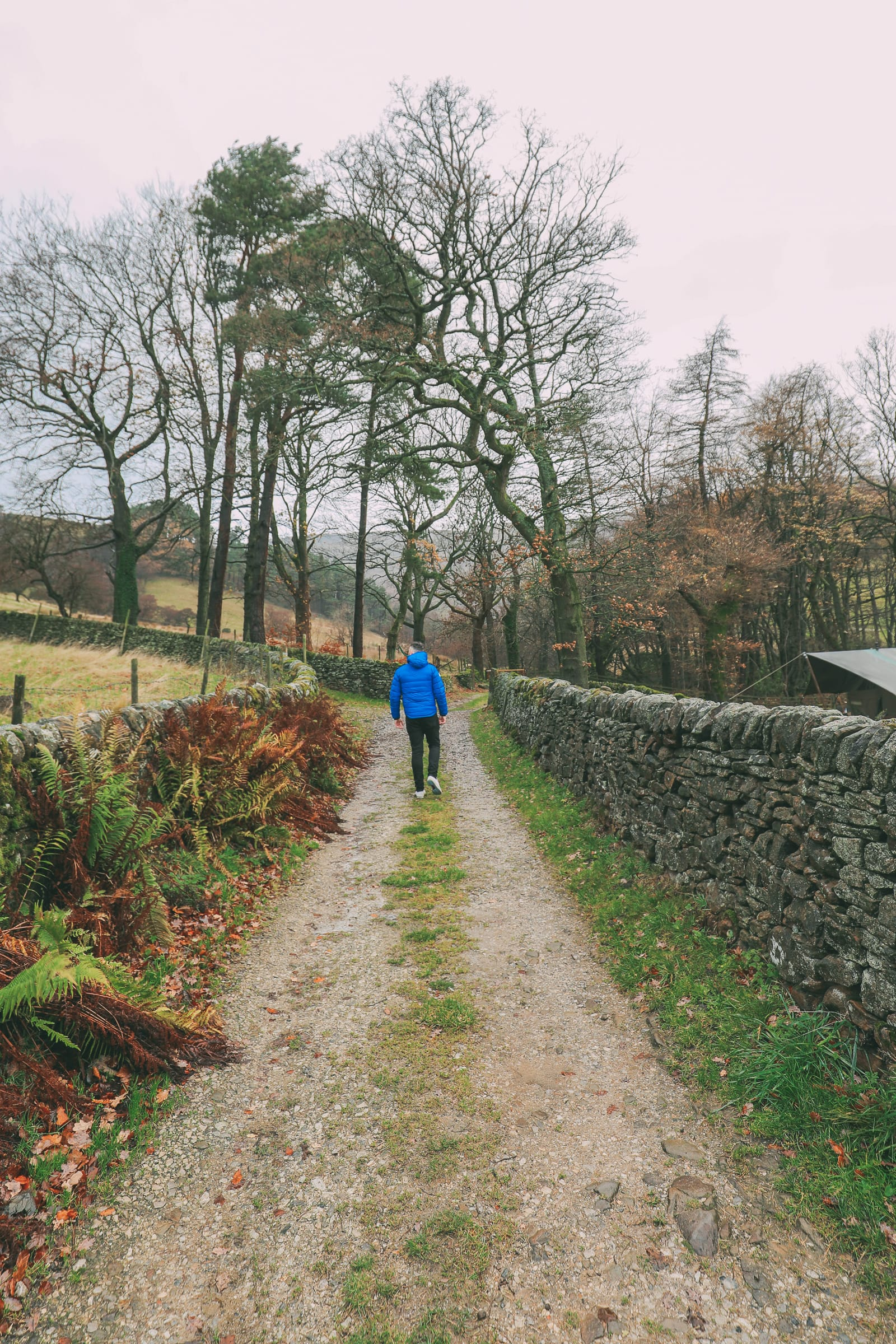 Finding Robin Hood's Bow And Safari Lodging In The Peak District, England (33)
