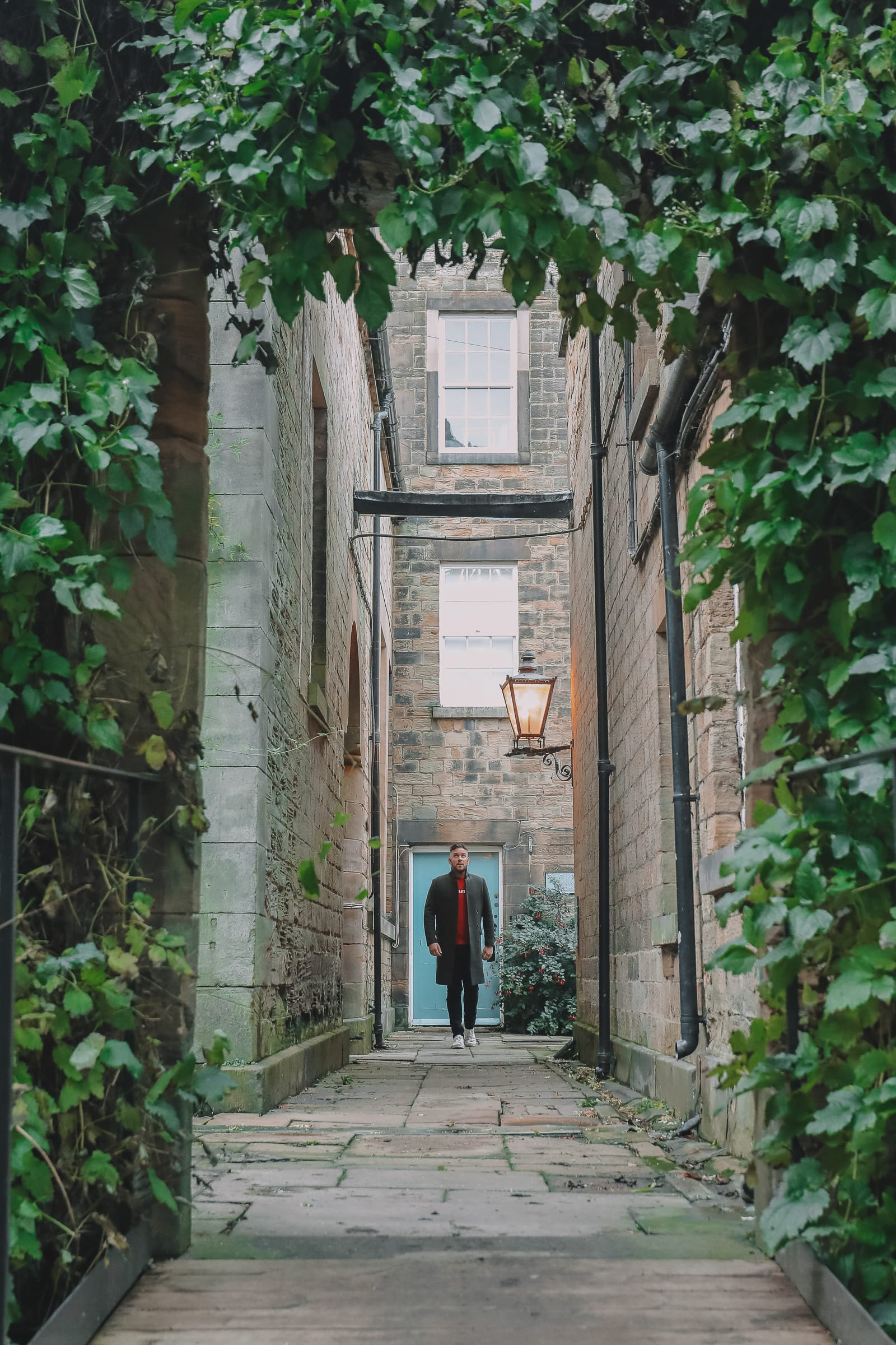 Finding Robin Hood's Bow And Safari Lodging In The Peak District, England (8)