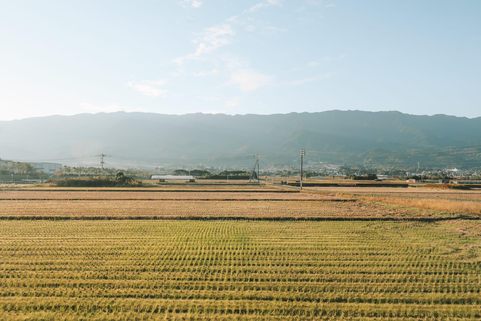Exploring Kyushu On The Seven Stars... (1)