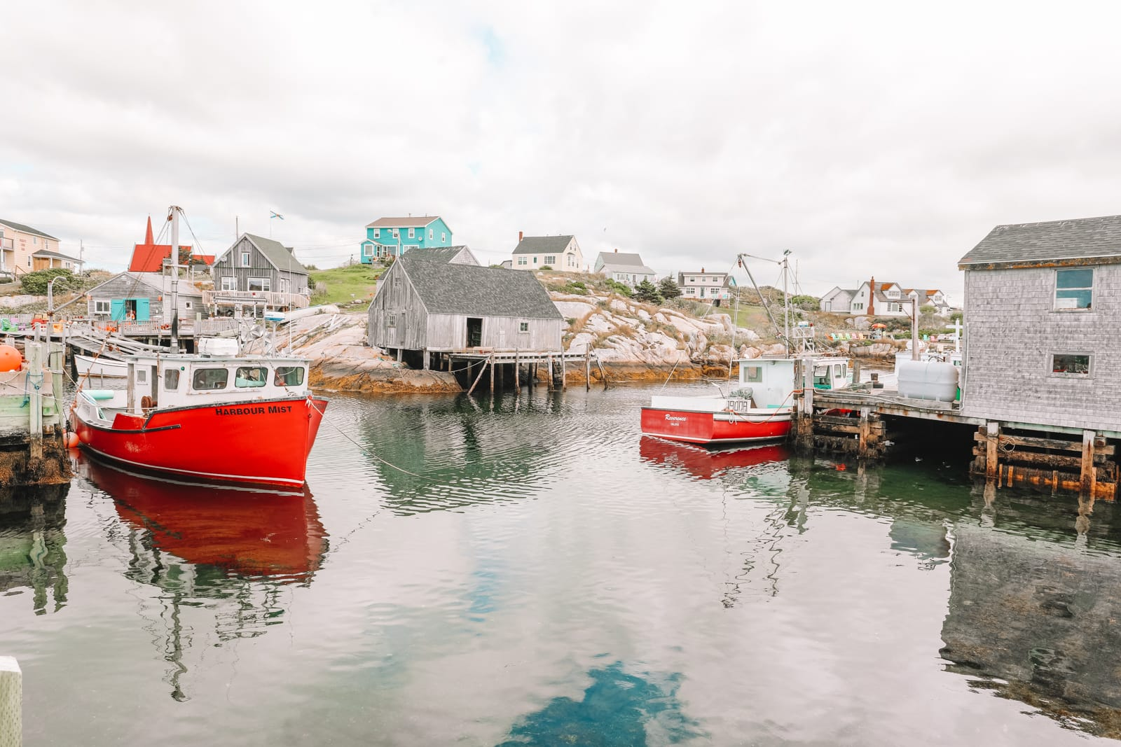 From Halifax To Peggy's Cove And Lunenburg... In Nova Scotia, Canada (30)
