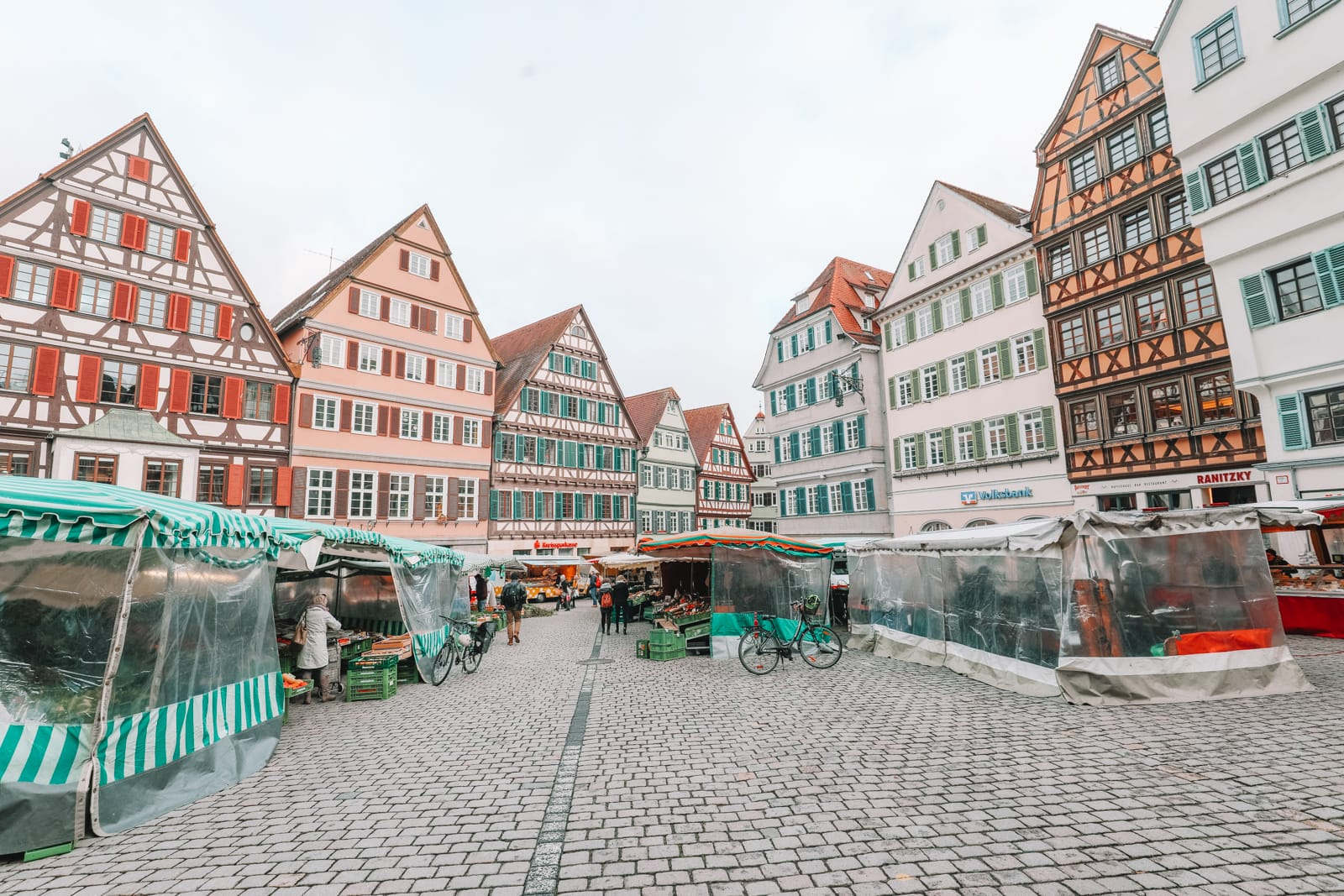 The Colourful Ancient City Of Tubingen, Germany (23)