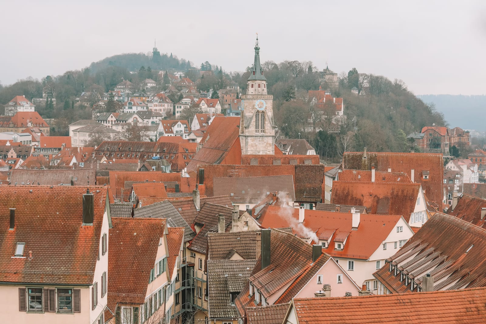 The Colourful Ancient City Of Tubingen, Germany (44)