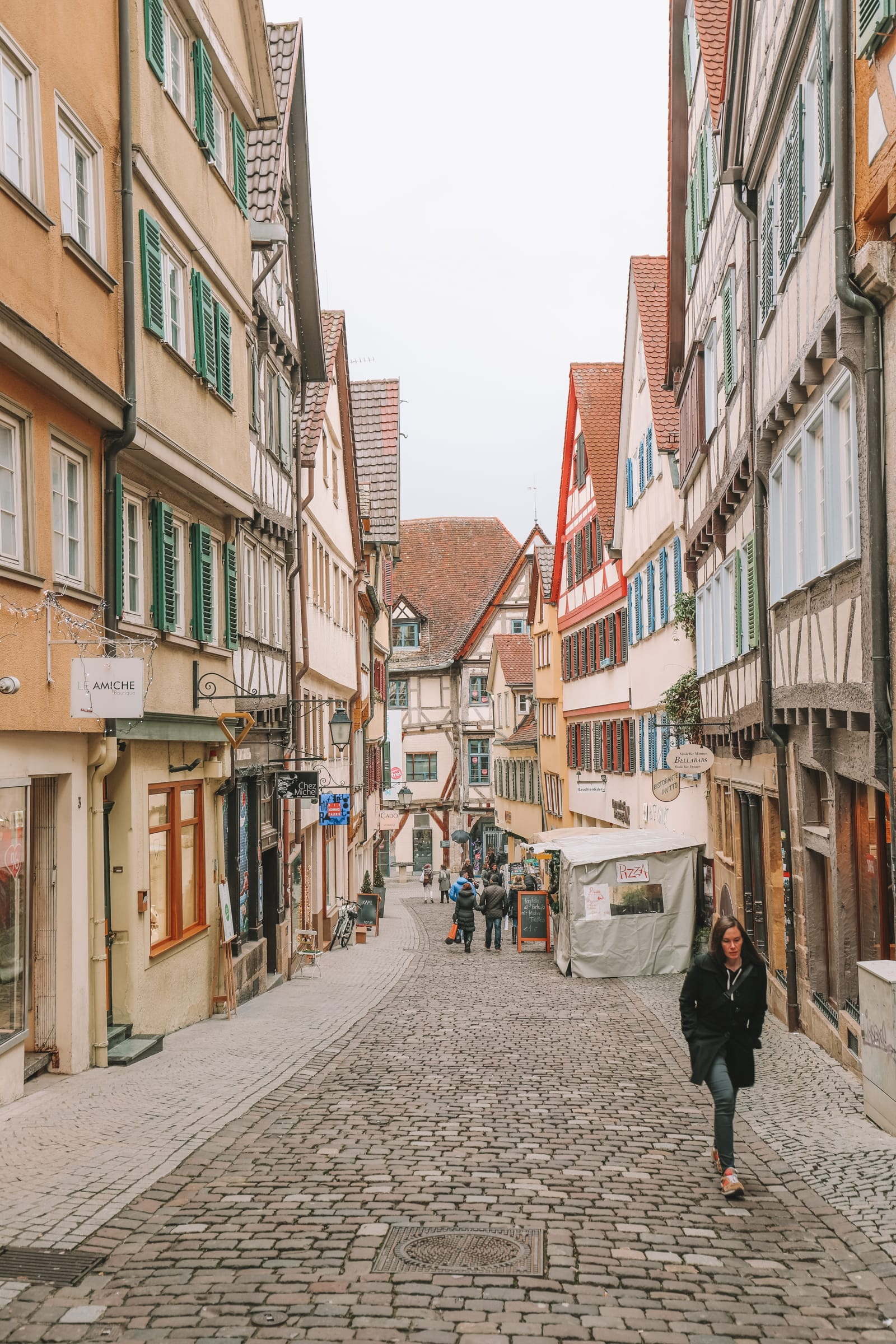 The Colourful Ancient City Of Tubingen, Germany (45)