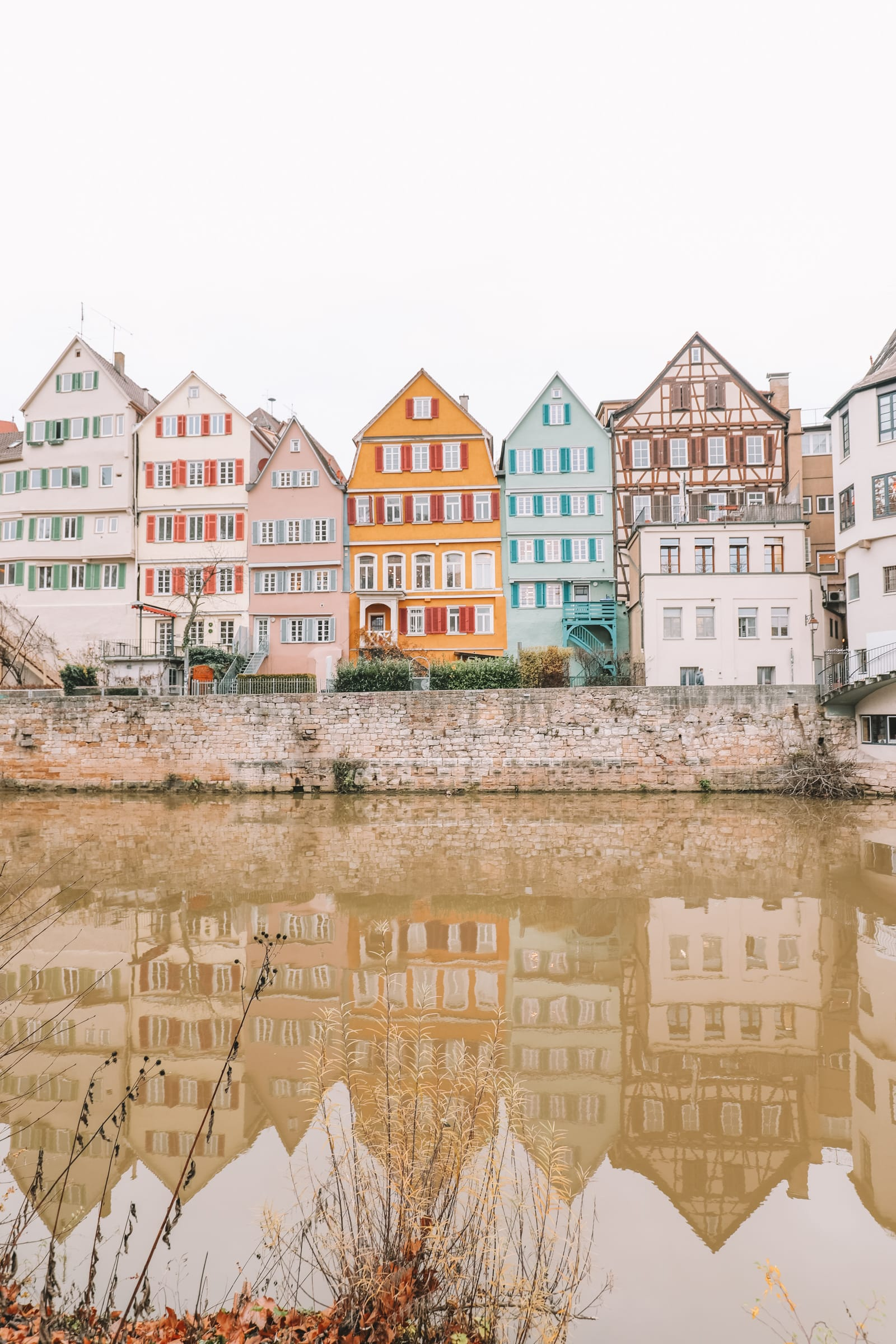 The Colourful Ancient City Of Tubingen, Germany (56)