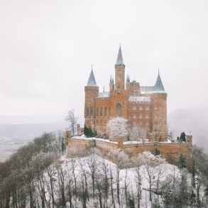 The Magnificent Hohenzollern Castle In Germany (1)