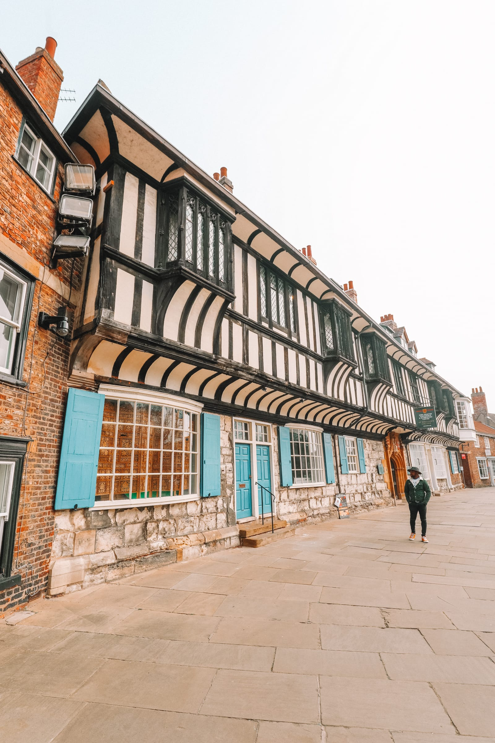 Taking A Step Back Into The Past In York, England (1)