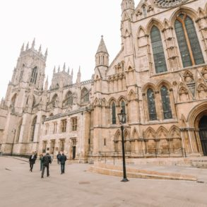 Finding The Very Best View In York At York Minster (4)