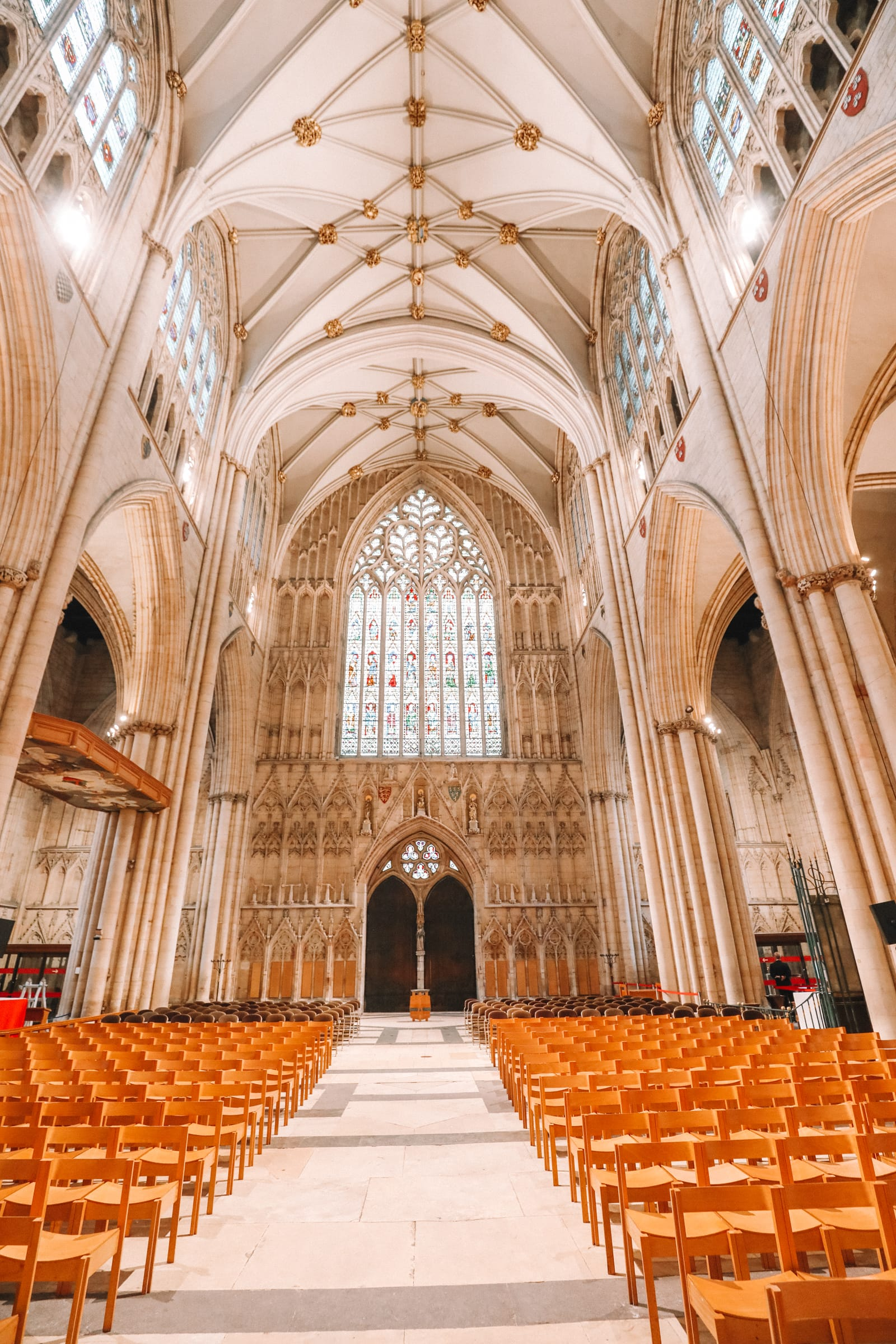 Finding The Very Best View In York At York Minster (6)