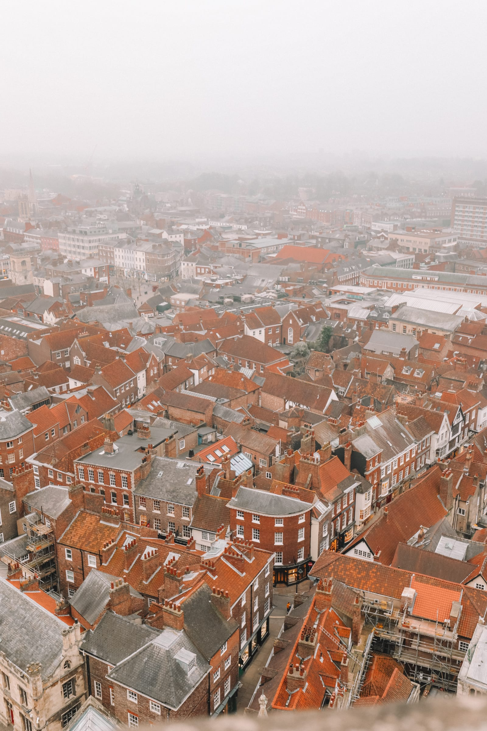 Finding The Very Best View In York At York Minster (10)