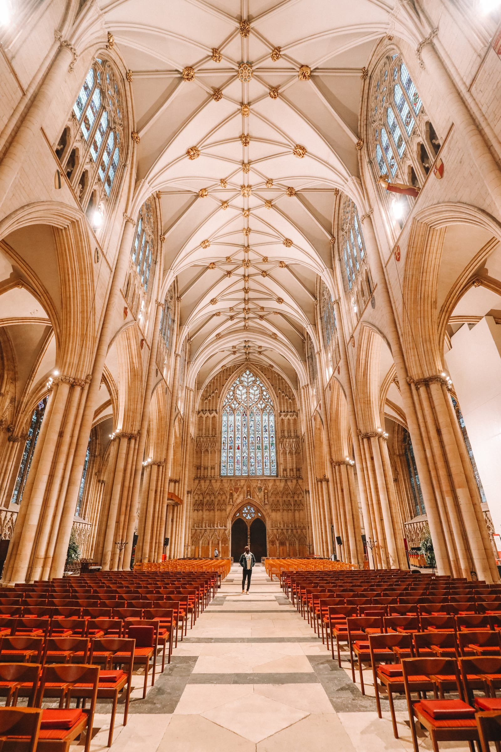 Finding The Very Best View In York At York Minster (23)