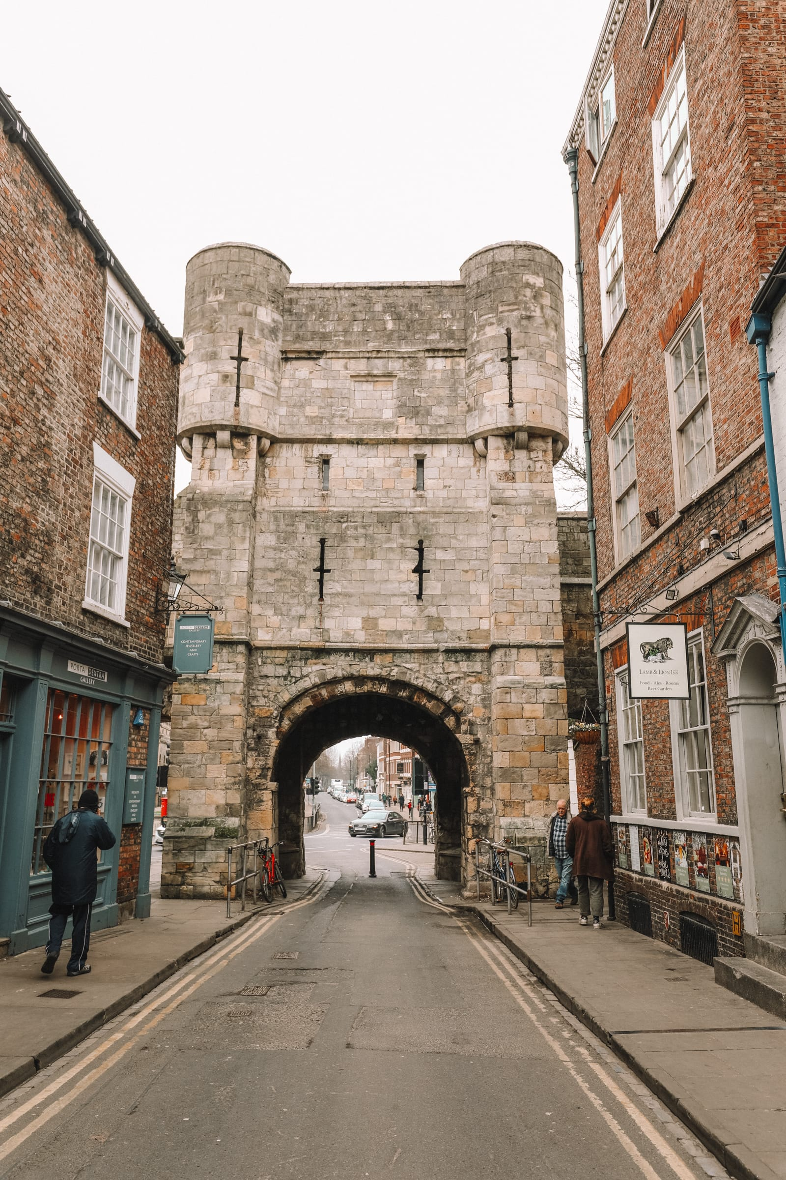 Here's A Surprising Spot For Afternoon Tea In York (1)