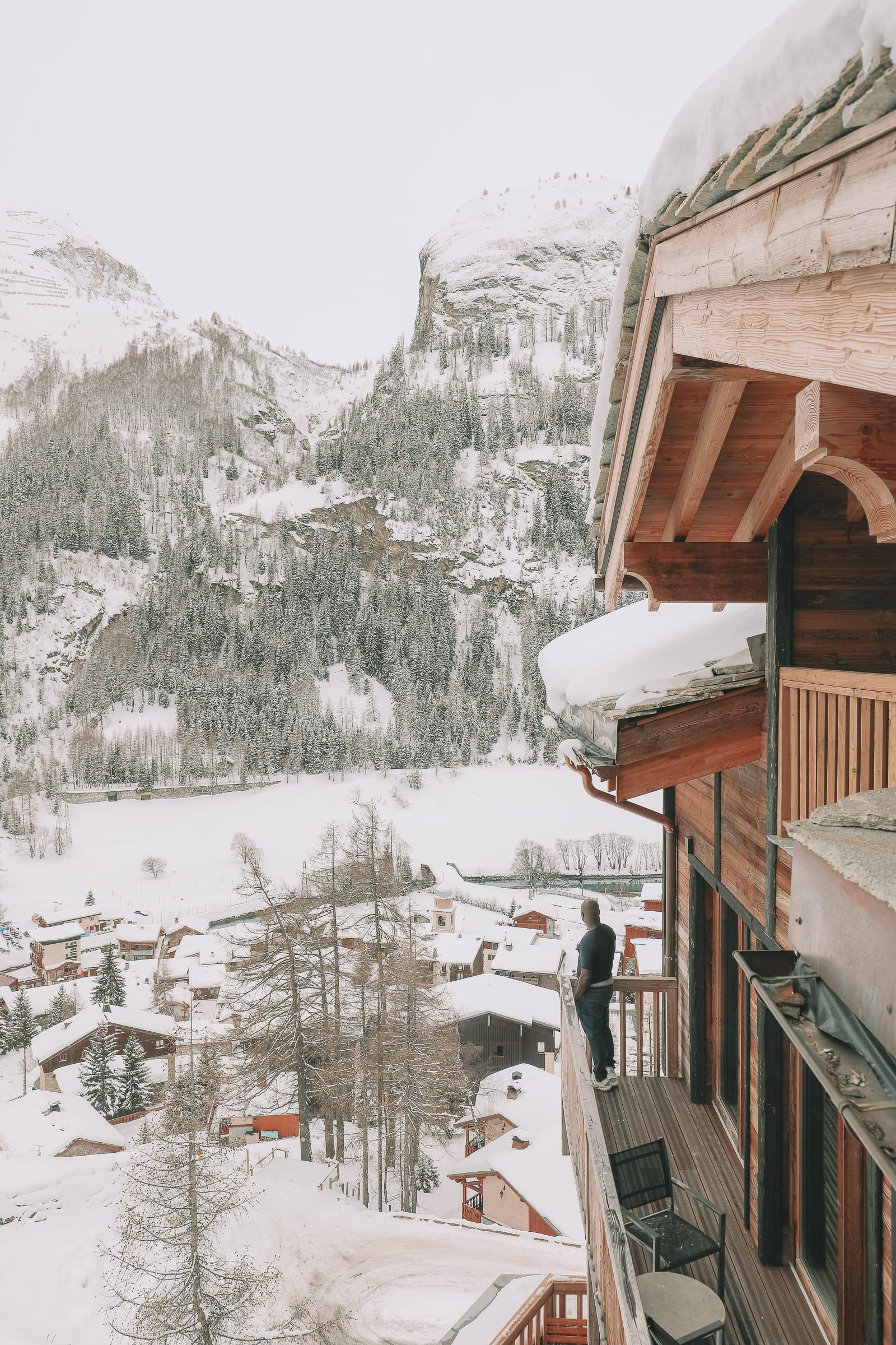 The Best Ski Chalet In Tignes, France (10)