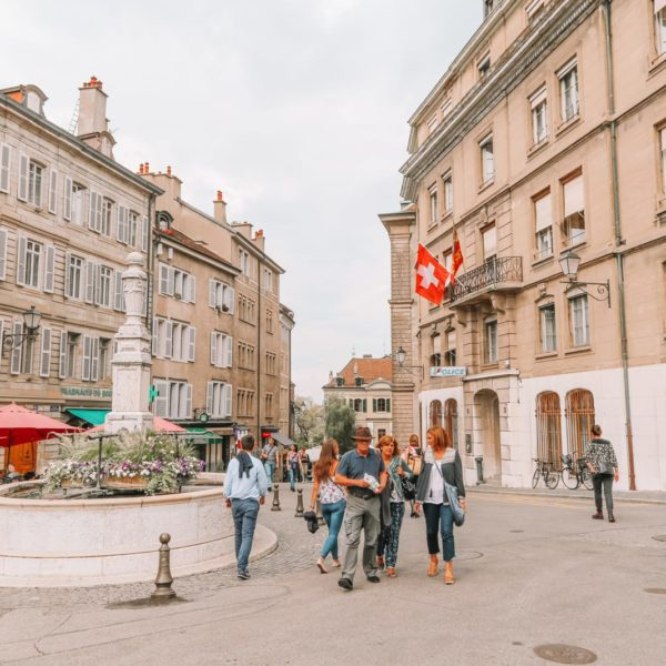 The Beautiful Old Town Of Geneva, Switzerland (5)