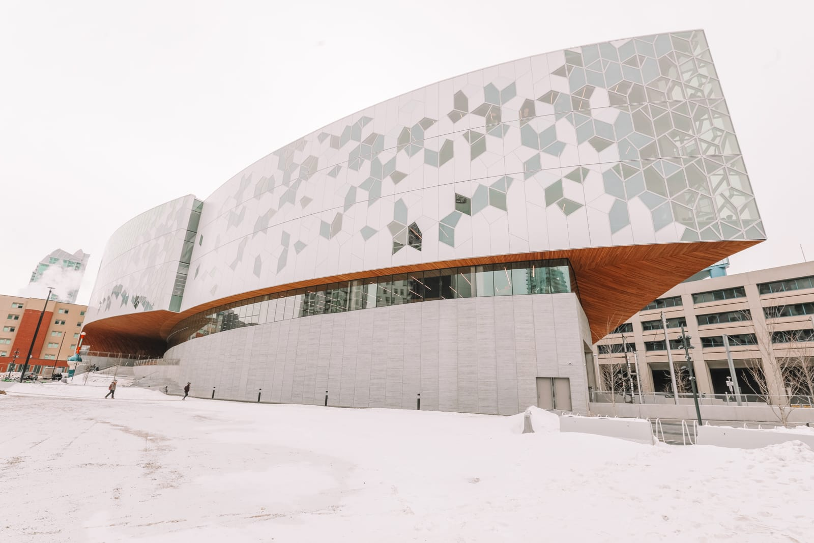 Finding Calgary's Architectural Masterpieces - Studio Bell And The Central Library (48)