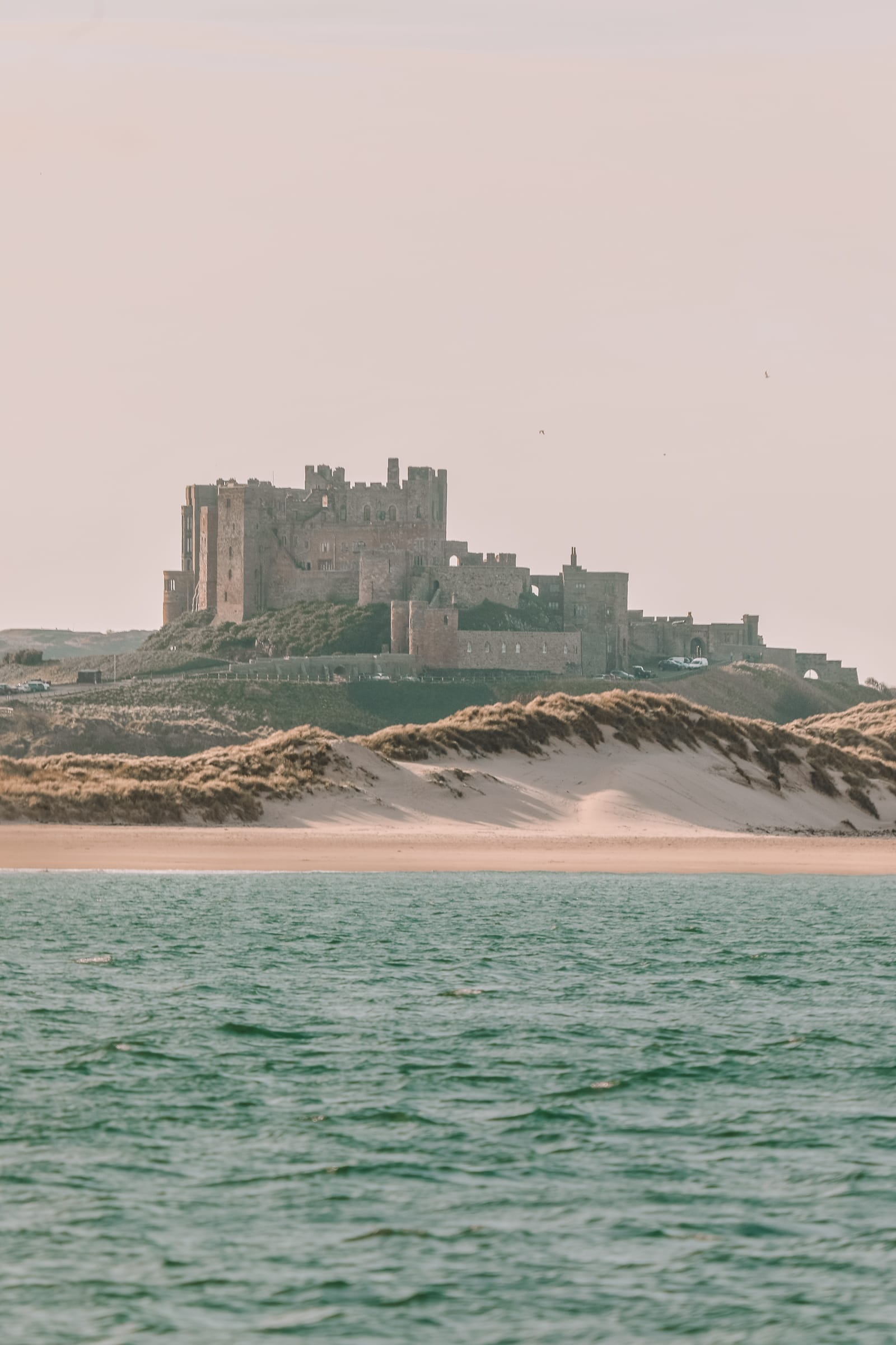 Visiting The Beautiful Bamburgh Castle & Farne Islands, England (6)