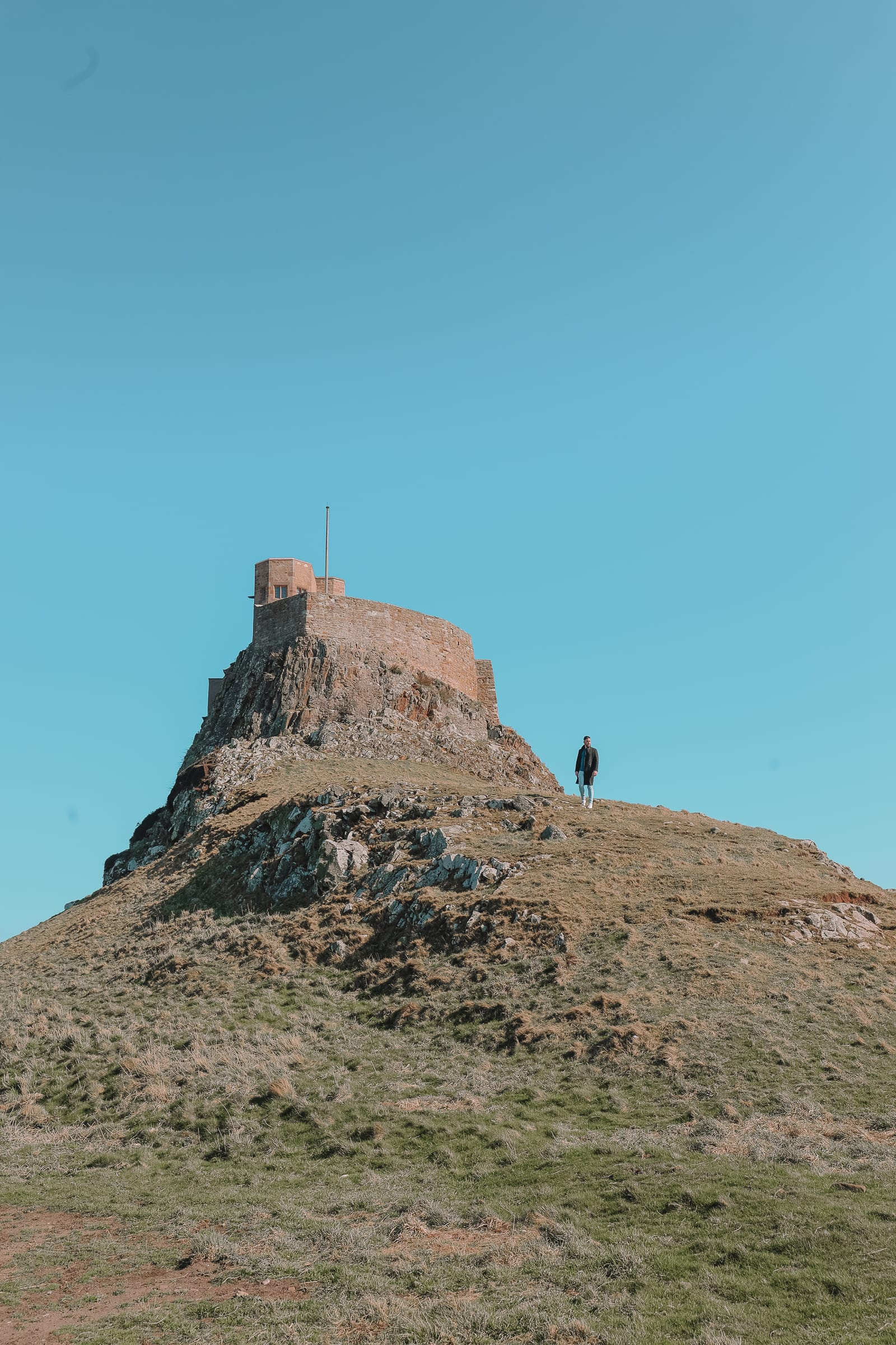 Visiting the Holy Island of Lindisfarne, England (25)