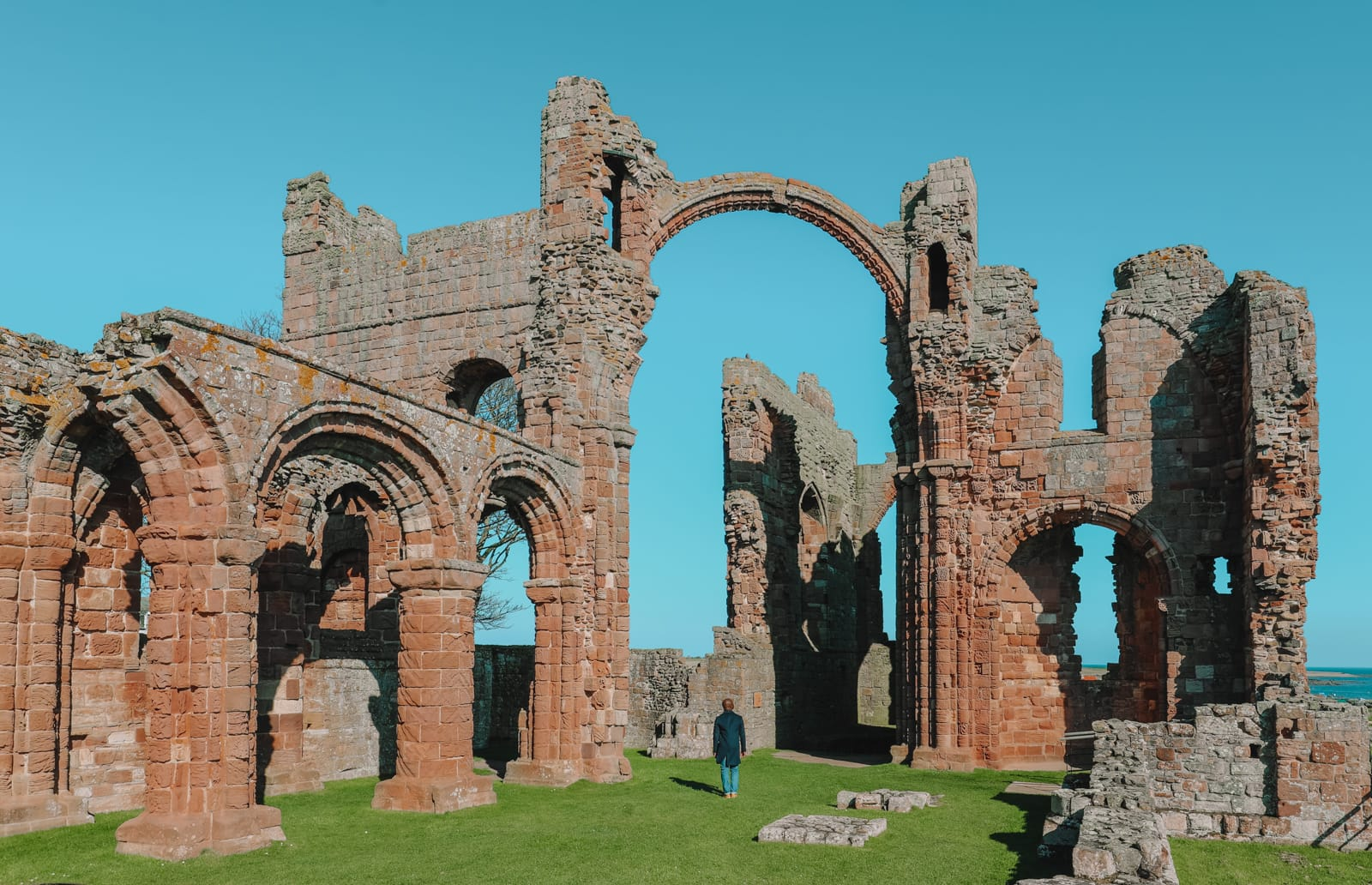 Visiting the Holy Island of Lindisfarne, England (9)