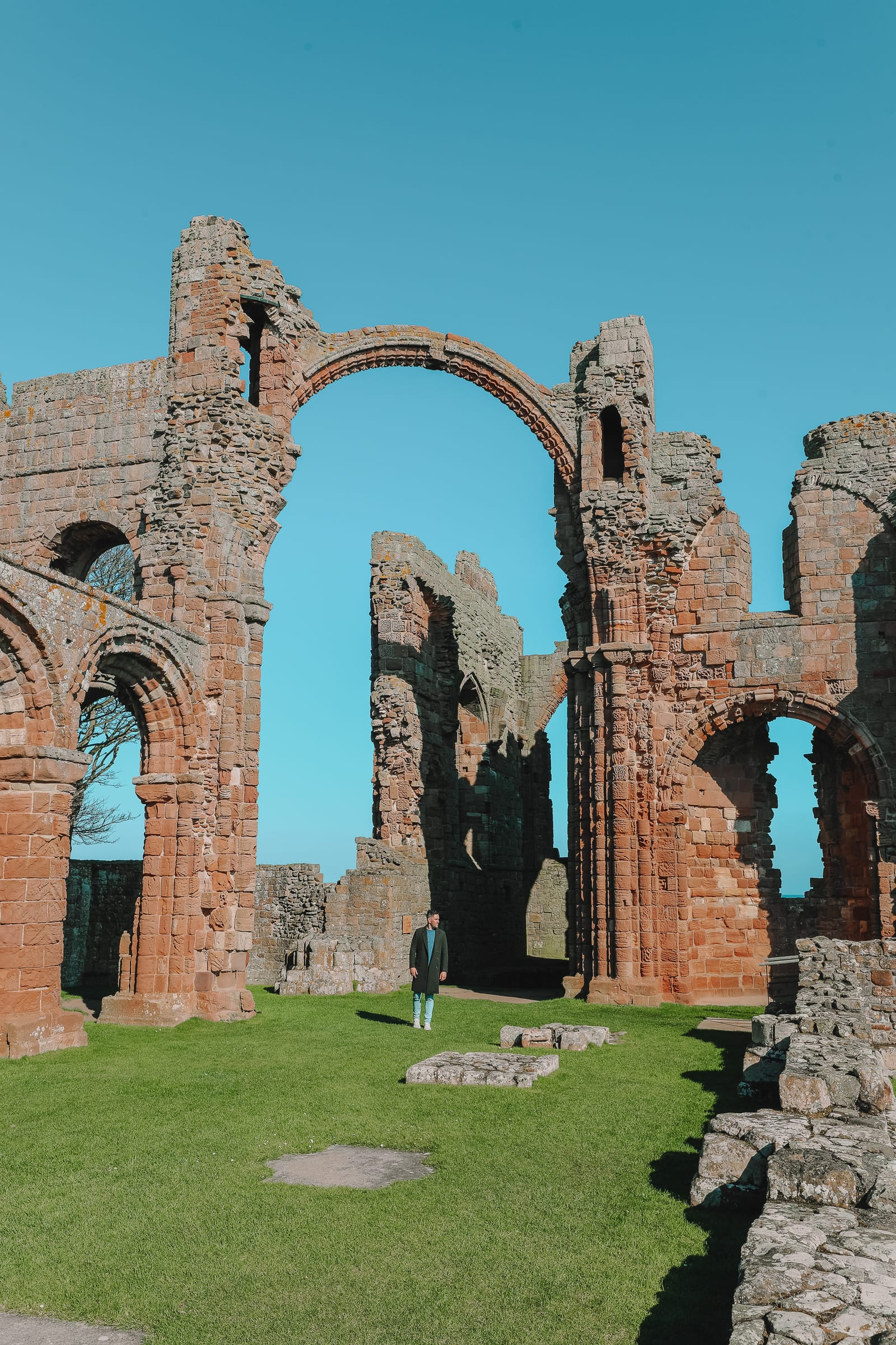 Visiting the Holy Island of Lindisfarne, England (7)