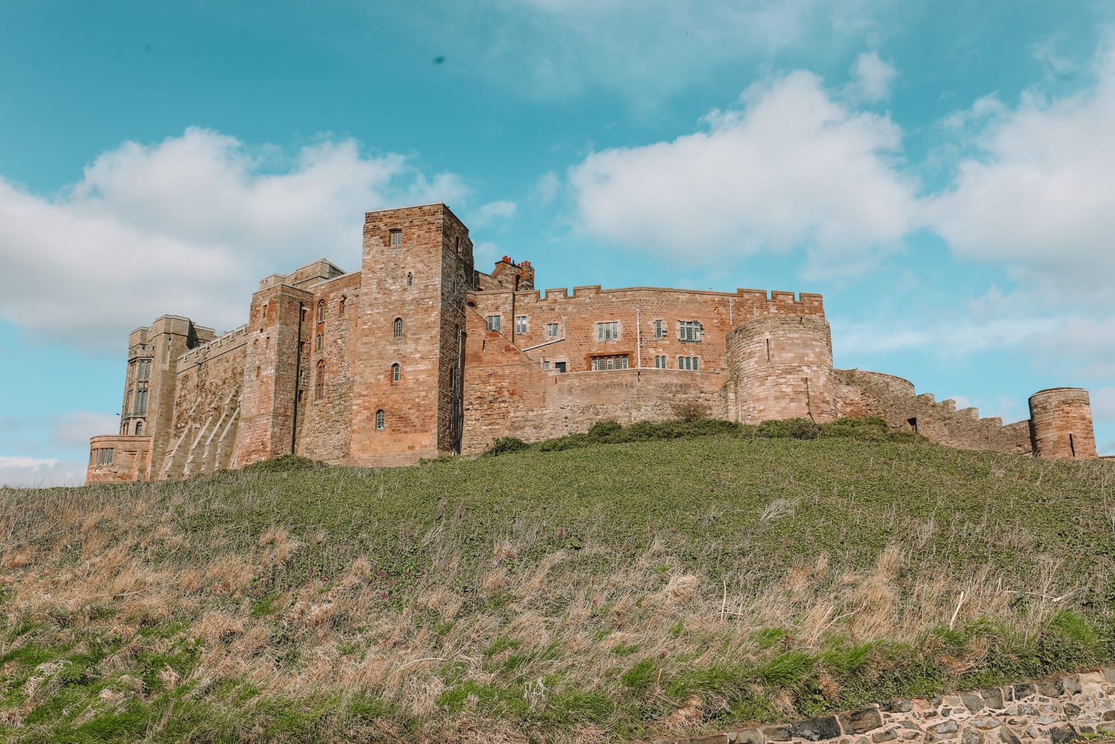 Visiting The Beautiful Bamburgh Castle & Farne Islands, England (81)