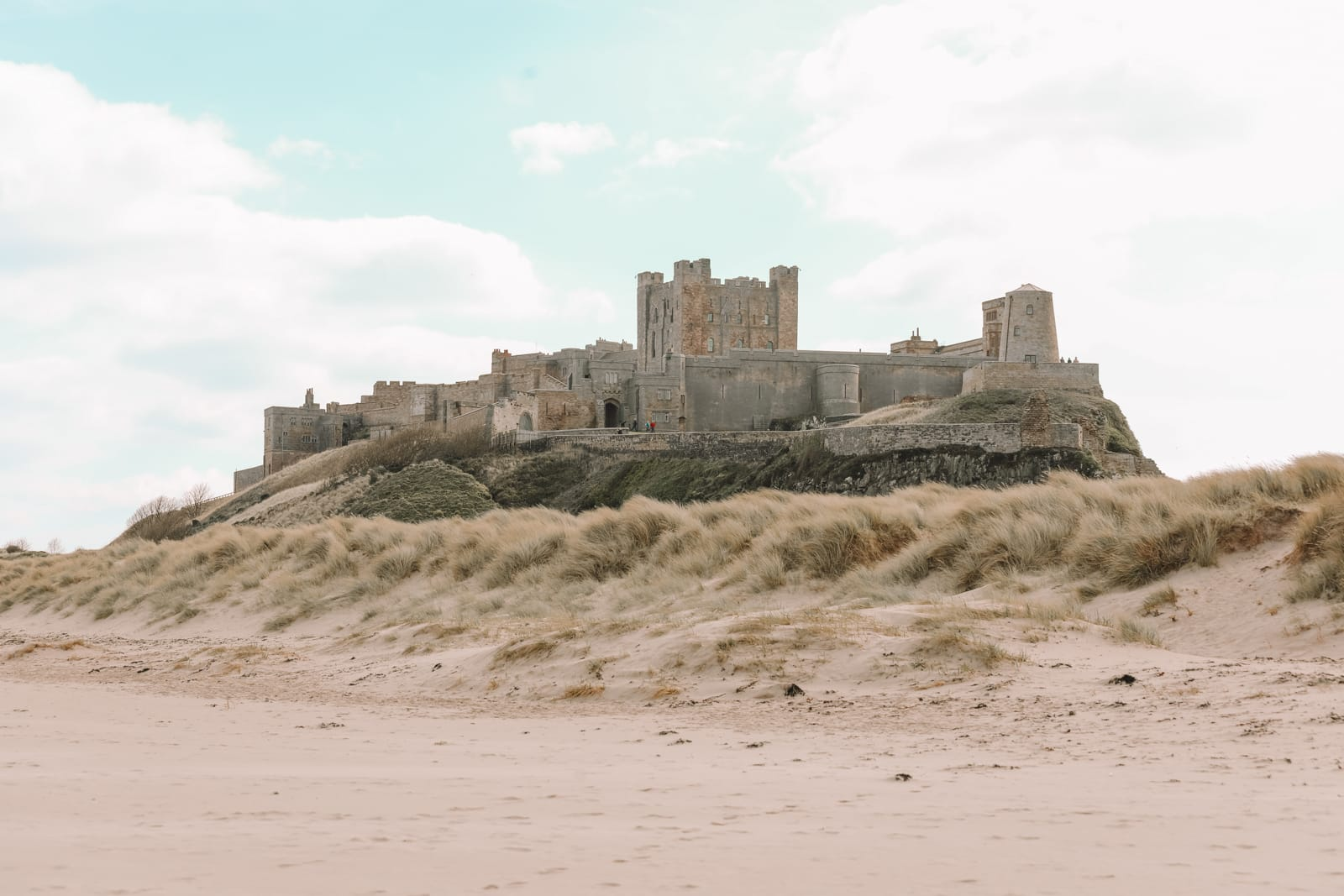 Visiting The Beautiful Bamburgh Castle & Farne Islands, England (52)
