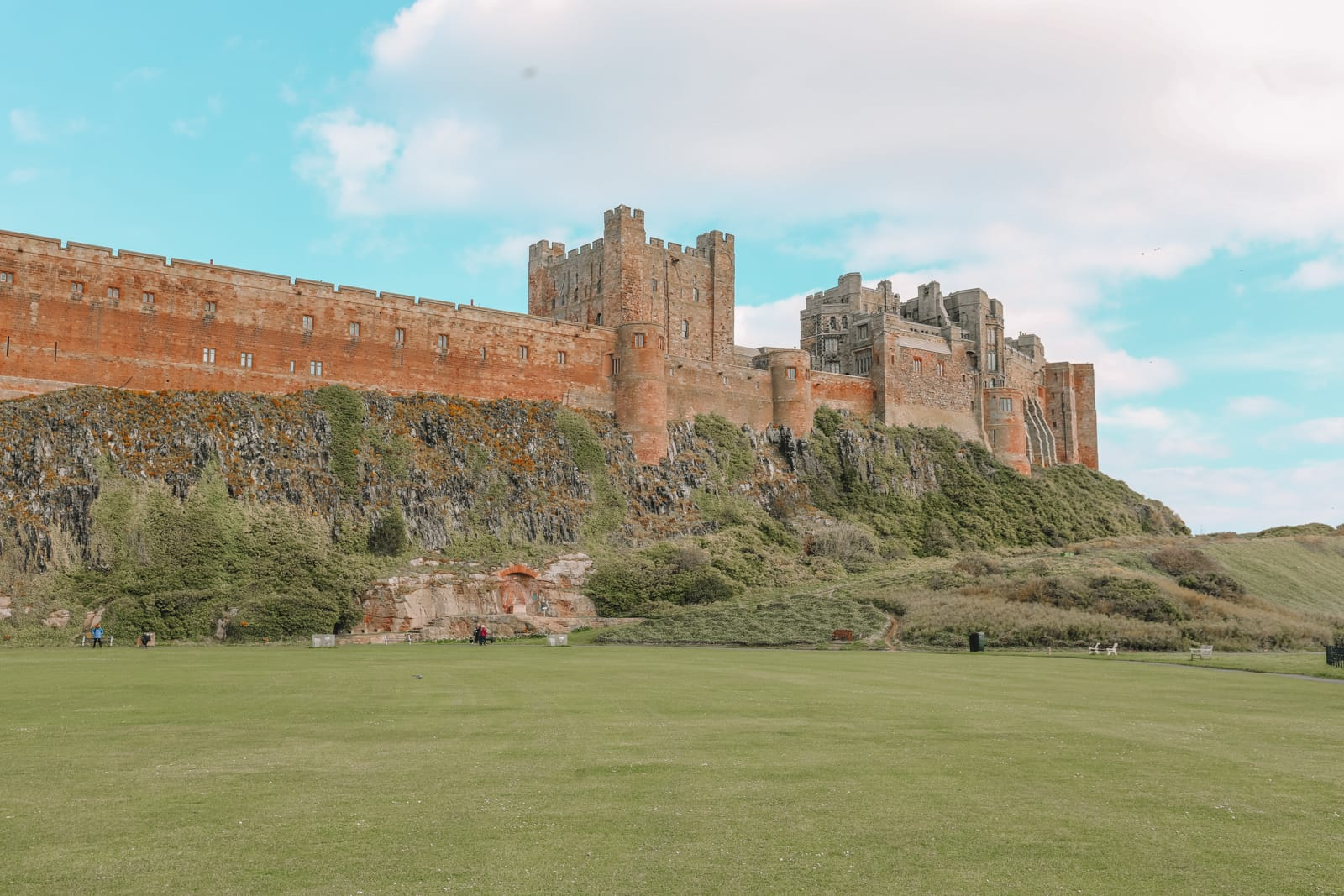 Visiting The Beautiful Bamburgh Castle & Farne Islands, England (49)