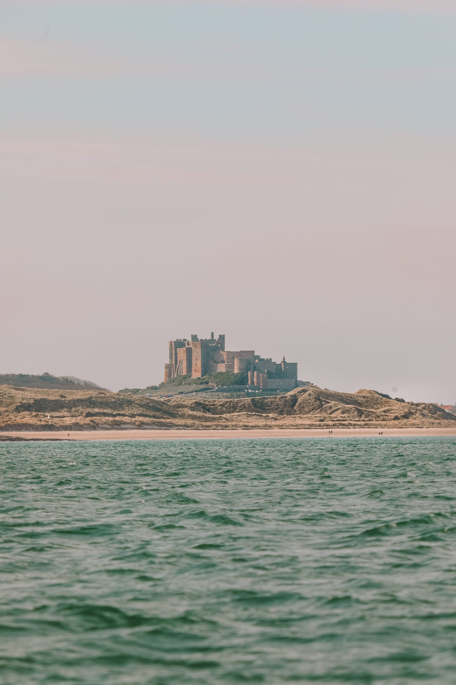 Visiting The Beautiful Bamburgh Castle & Farne Islands, England (44)