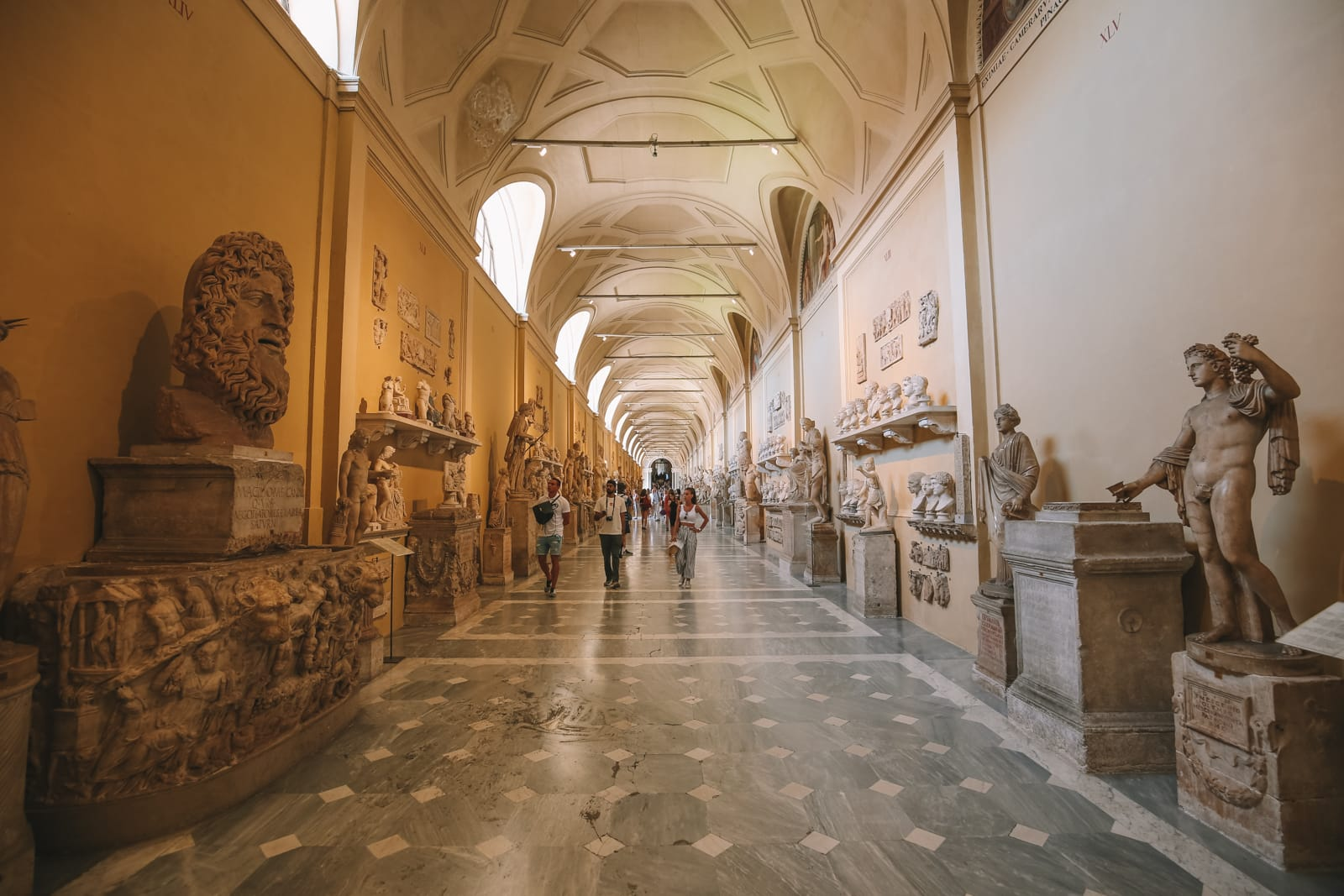 Exploring Vatican City And The Sistine Chapel, Rome (50)
