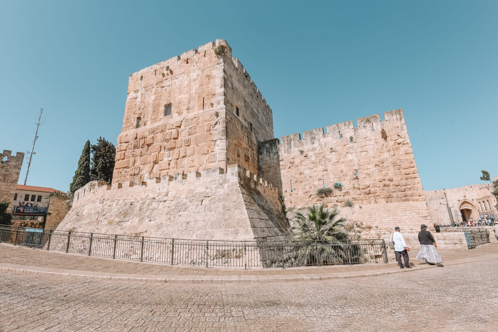 An Introduction To The Ancient City Of Jerusalem (25)