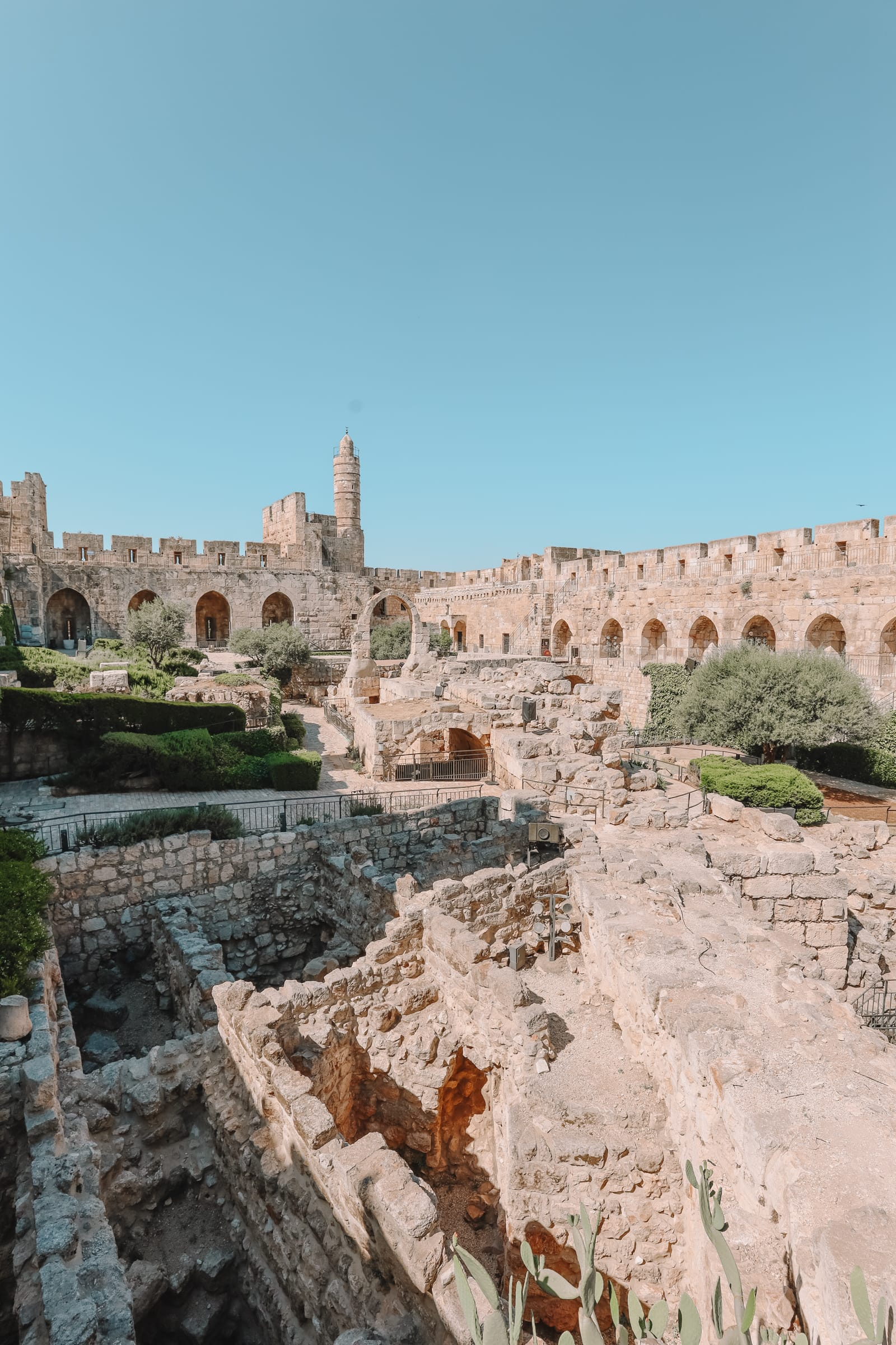 An Introduction To The Ancient City Of Jerusalem (30)