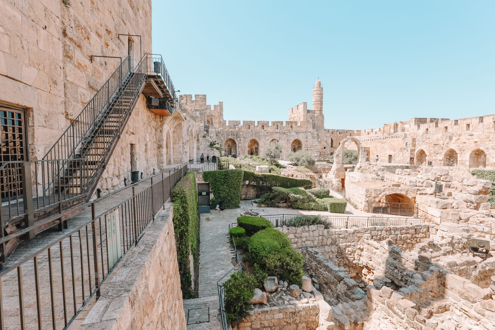 An Introduction To The Ancient City Of Jerusalem (46)
