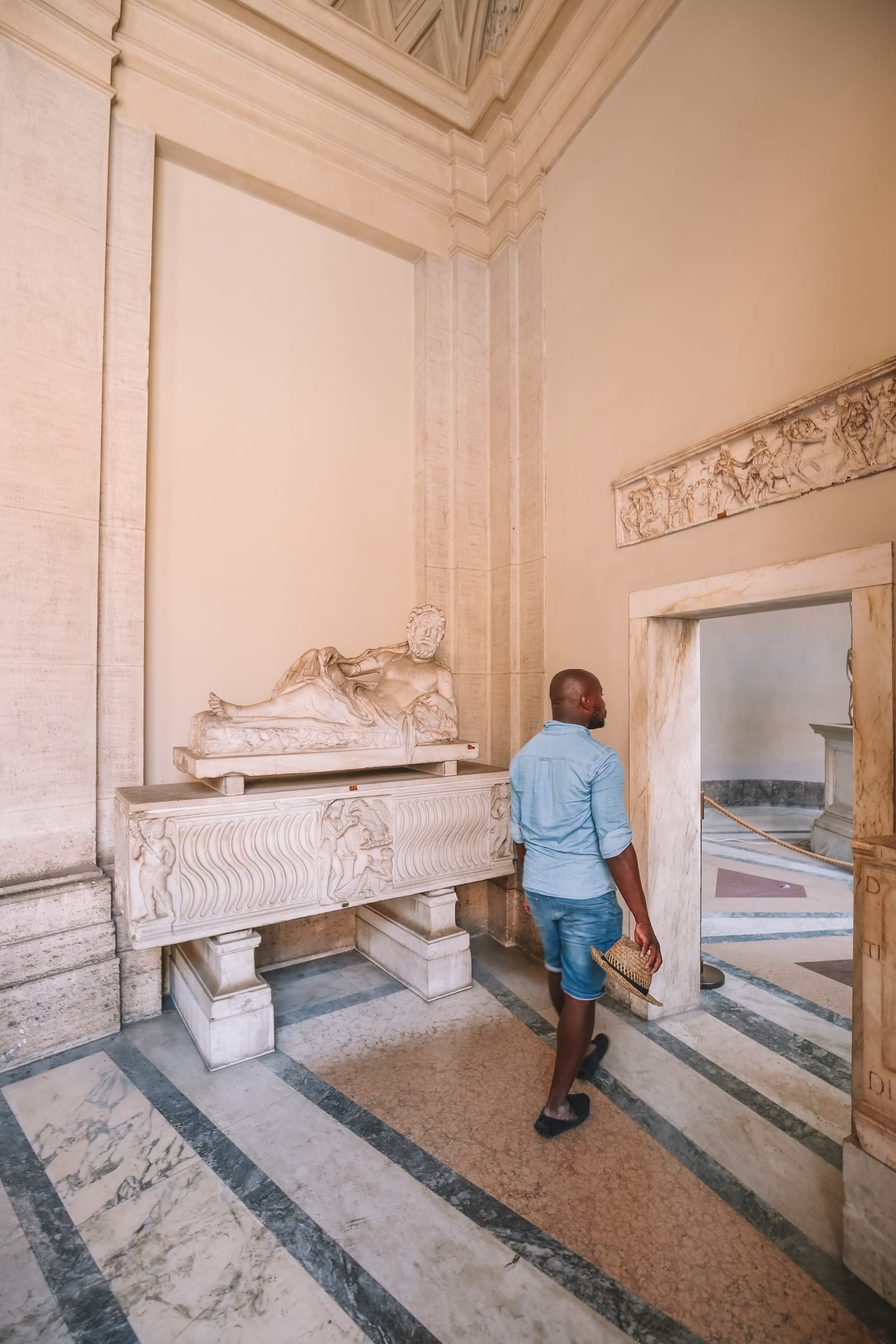 Exploring Vatican City And The Sistine Chapel, Rome (7)