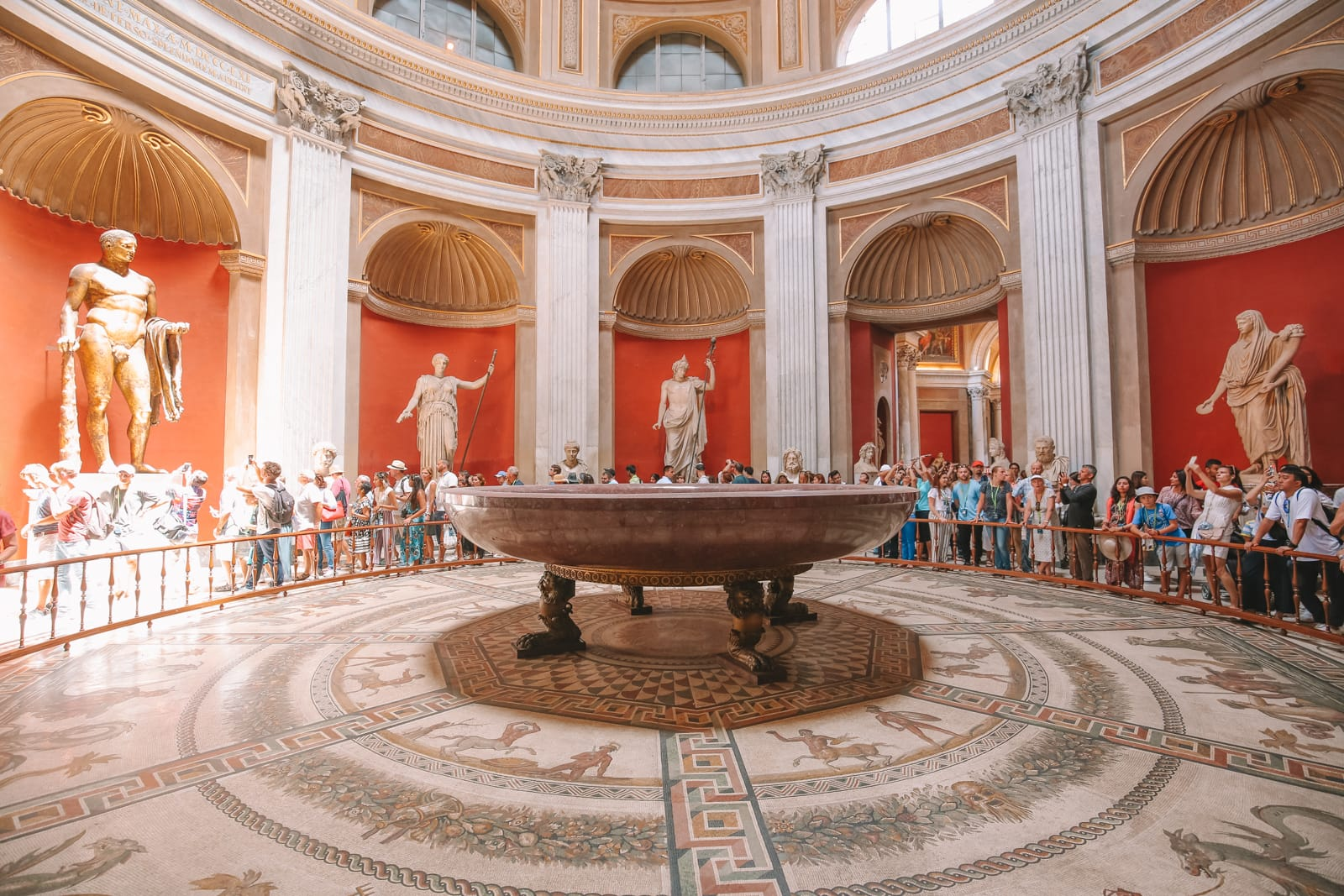 Exploring Vatican City And The Sistine Chapel, Rome (19)