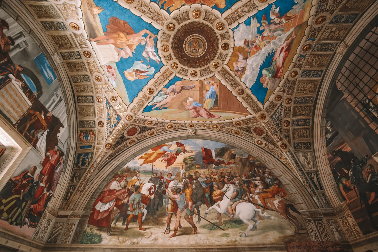 Exploring Vatican City And The Sistine Chapel, Rome (35)