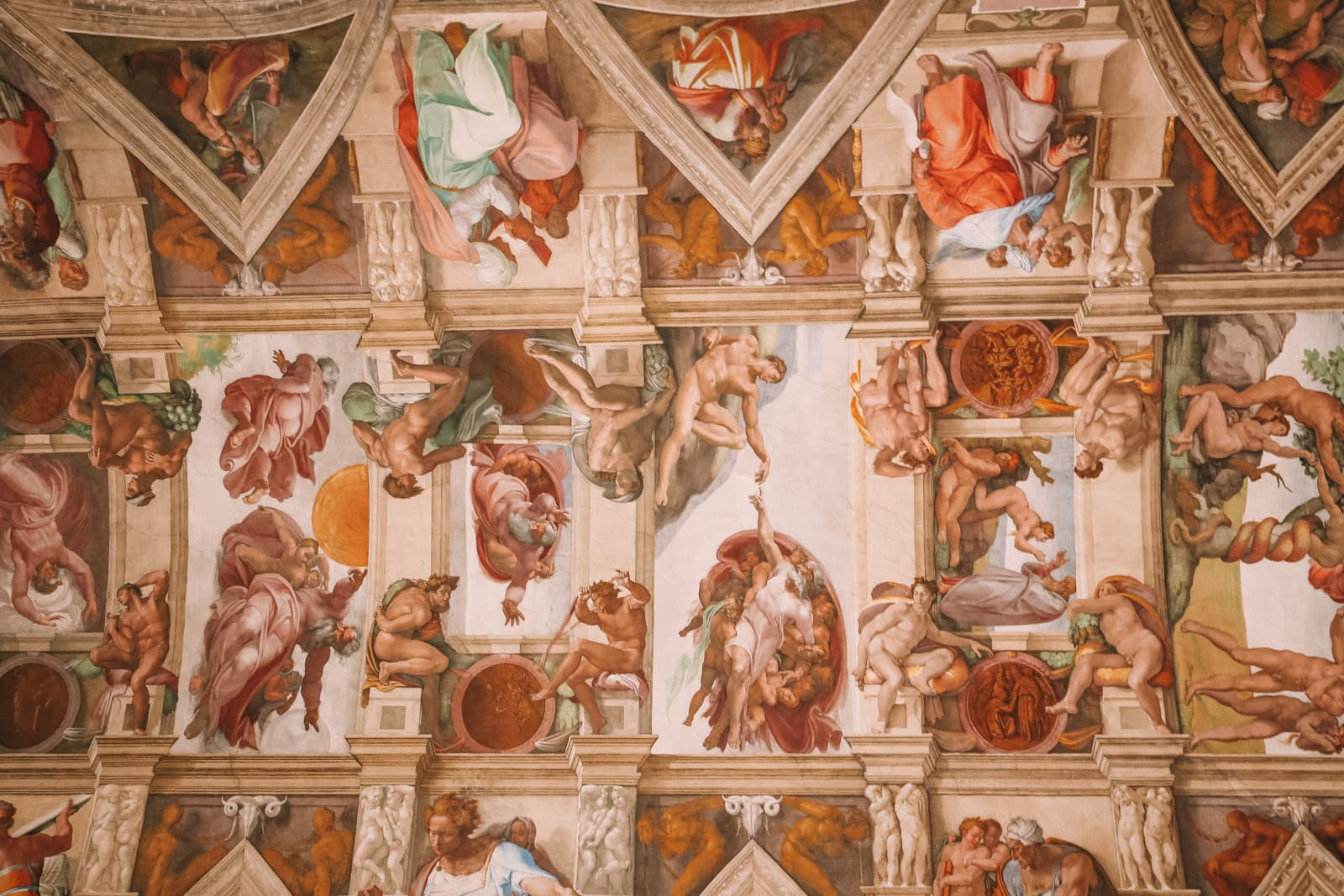 Exploring Vatican City And The Sistine Chapel, Rome (38)