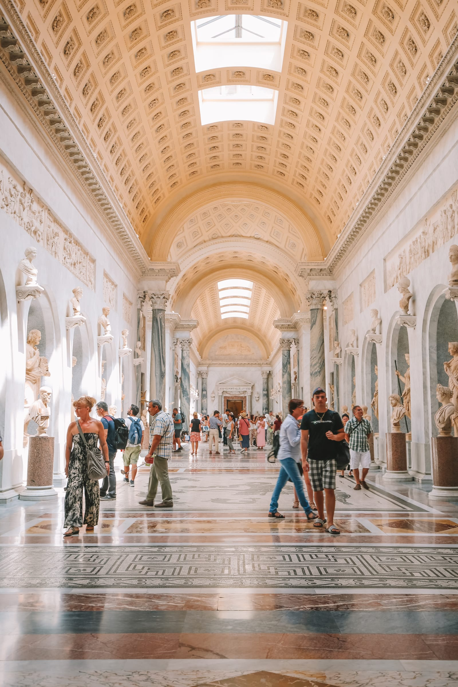 Exploring Vatican City And The Sistine Chapel, Rome (44)