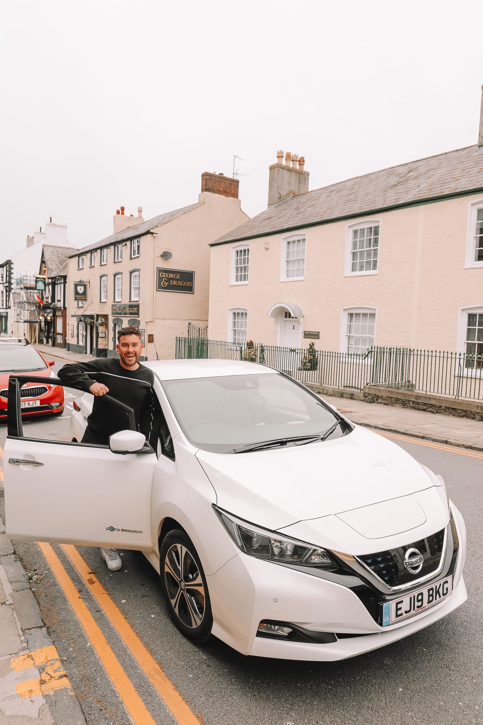 An Electric Road Trip: Things To Know Before Driving An Electric Car (4)