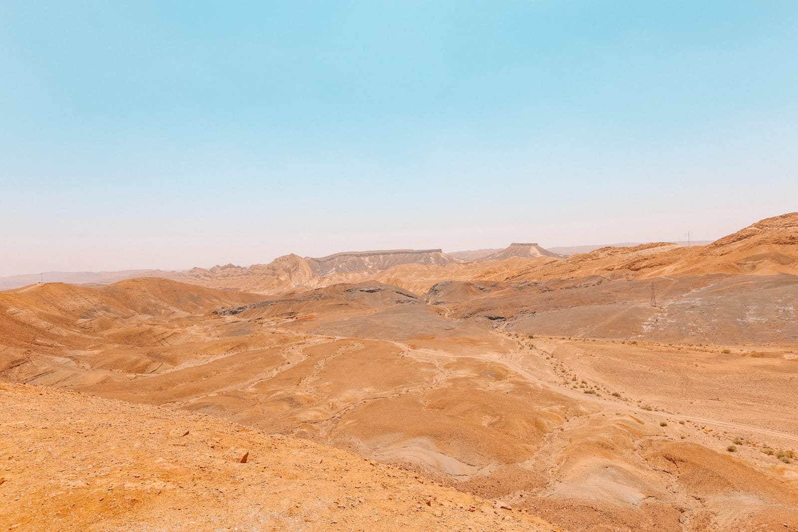 24 Hours In Makhtesh Ramon Crater, In The Negev Desert (12)