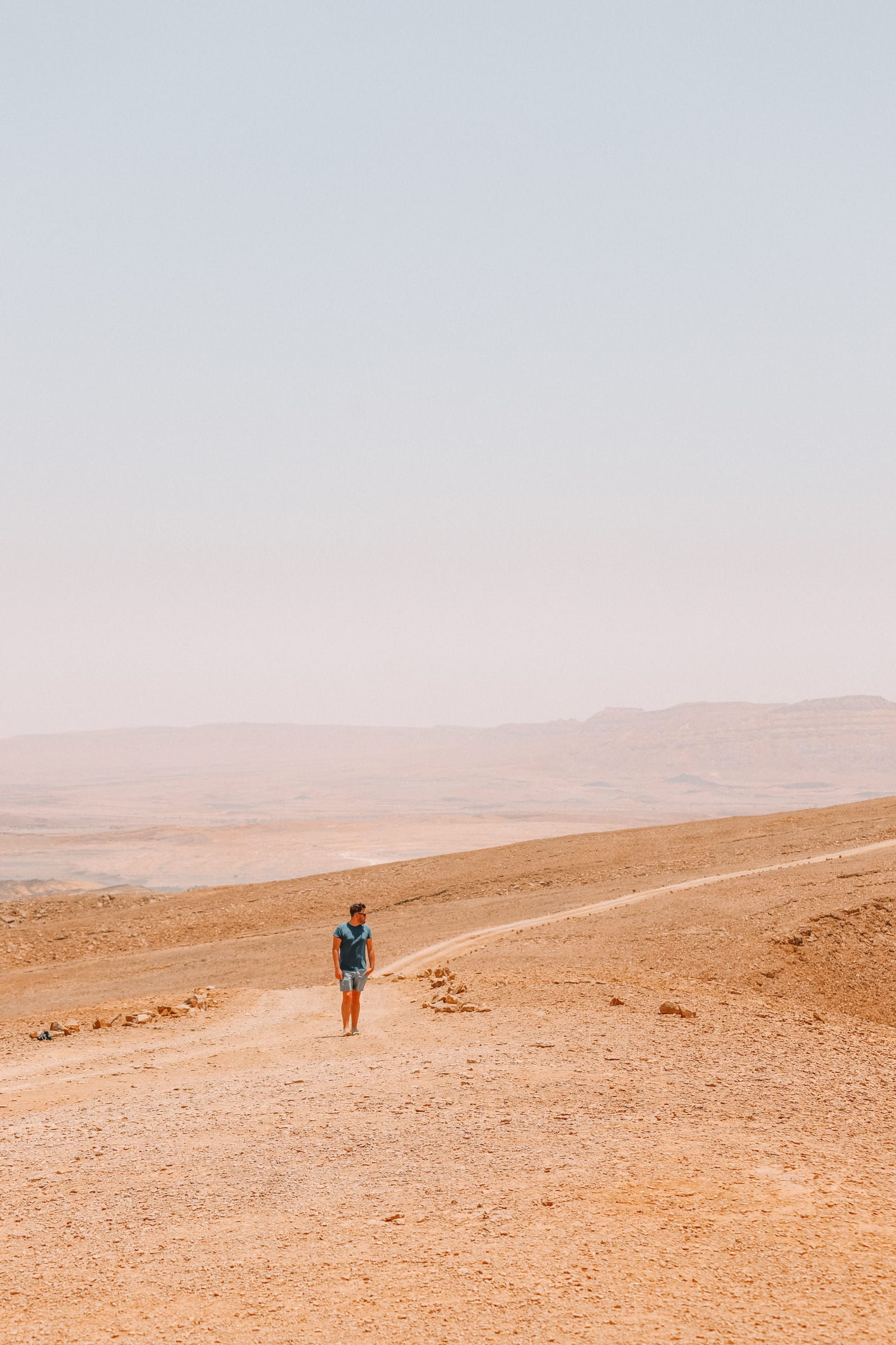 24 Hours In Makhtesh Ramon Crater, In The Negev Desert (16)