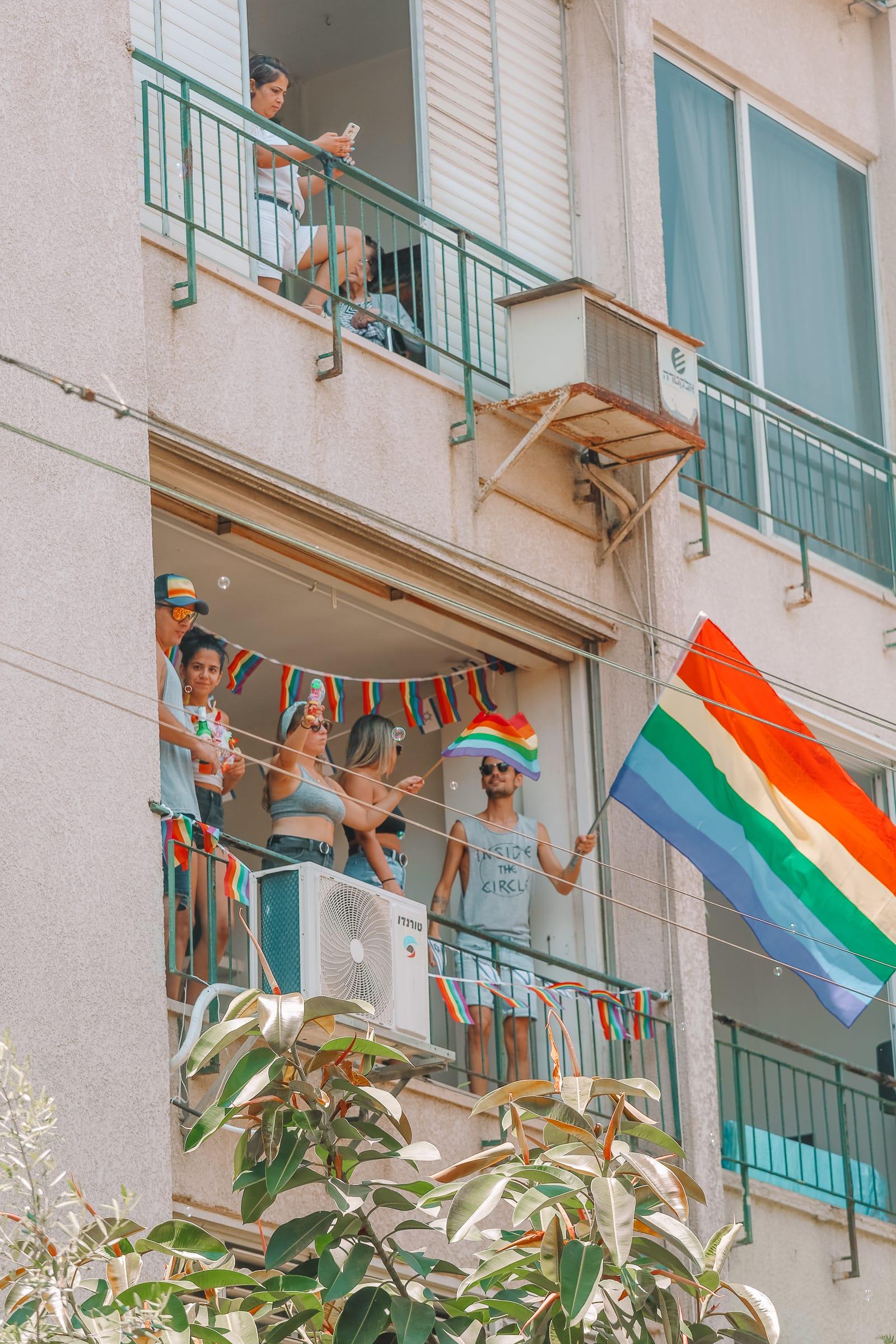 Tel Aviv Pride (10)