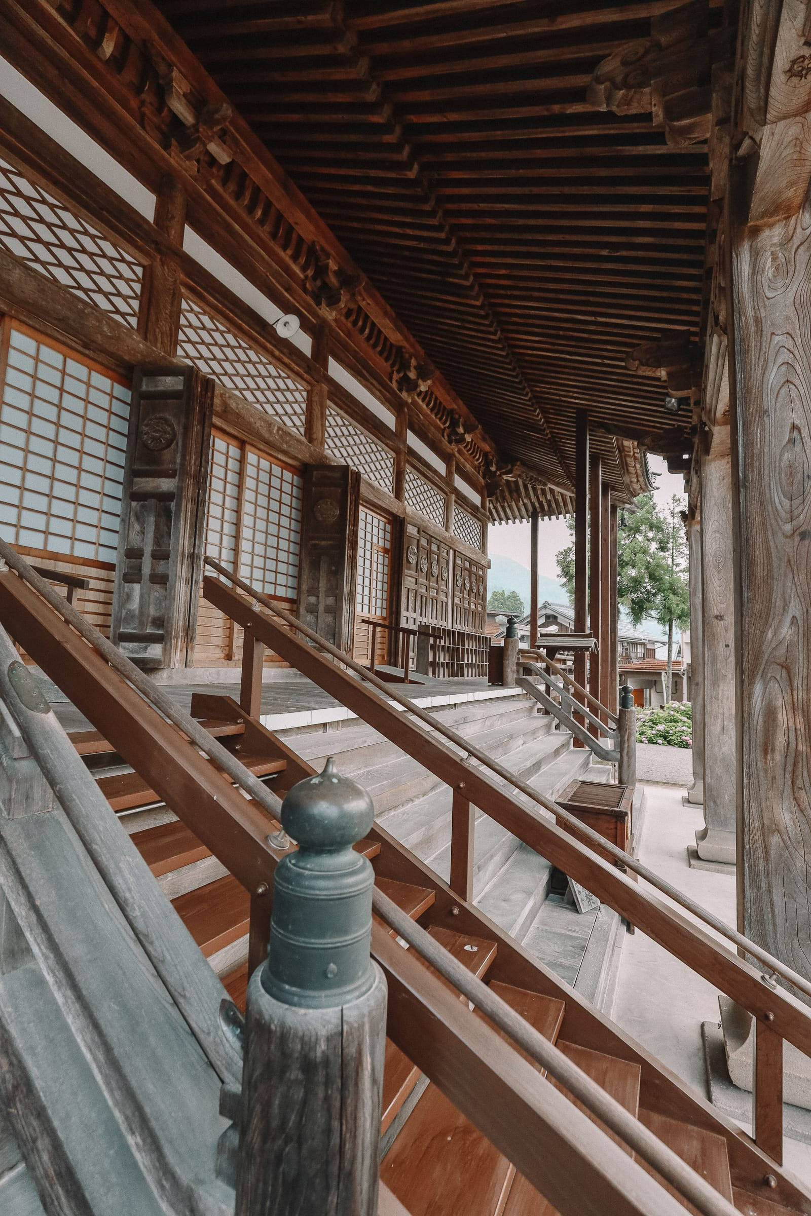 A Misogi Purification Ritual And Temples In Hakusan City - Japan (21)