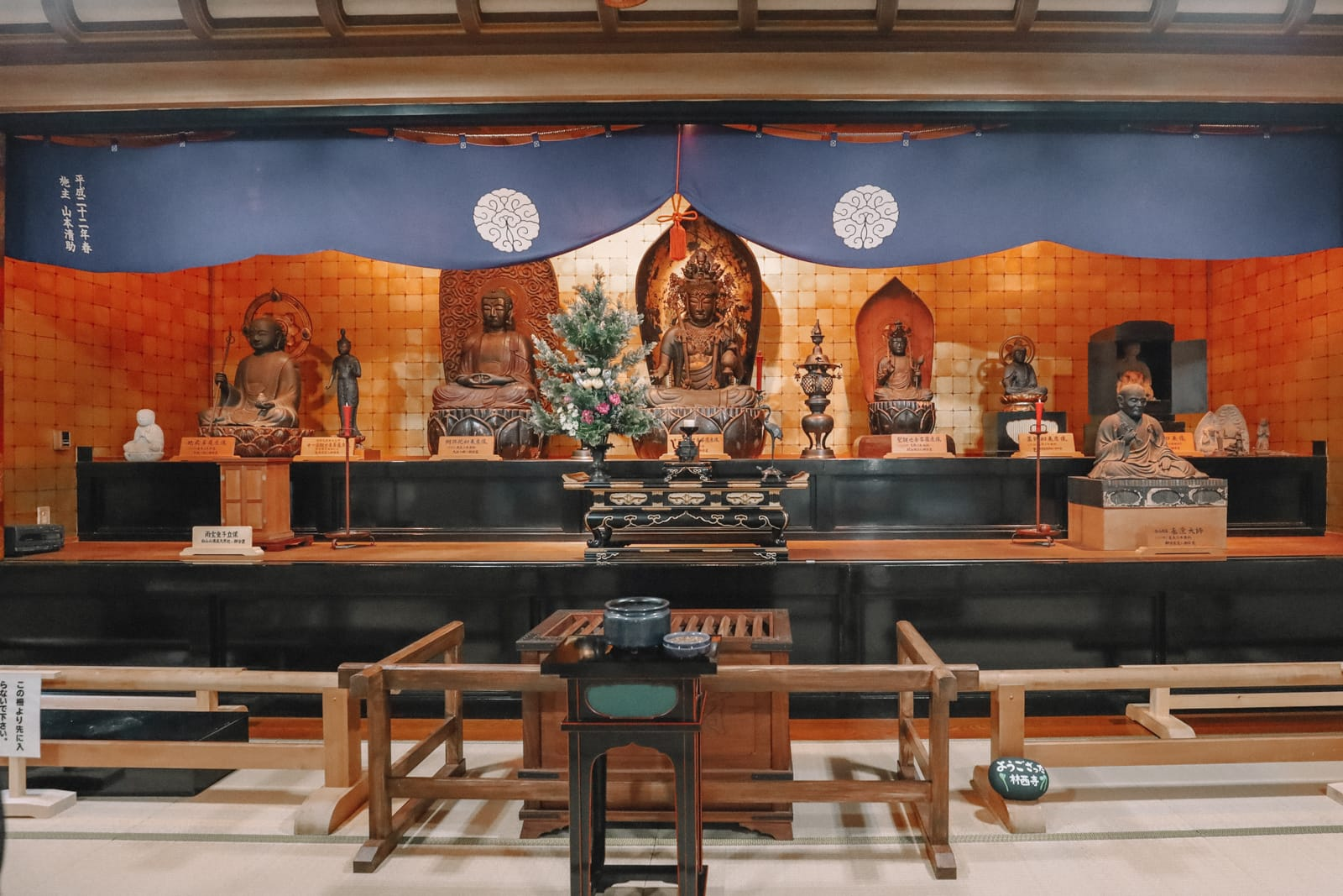 A Misogi Purification Ritual And Temples In Hakusan City - Japan (20)
