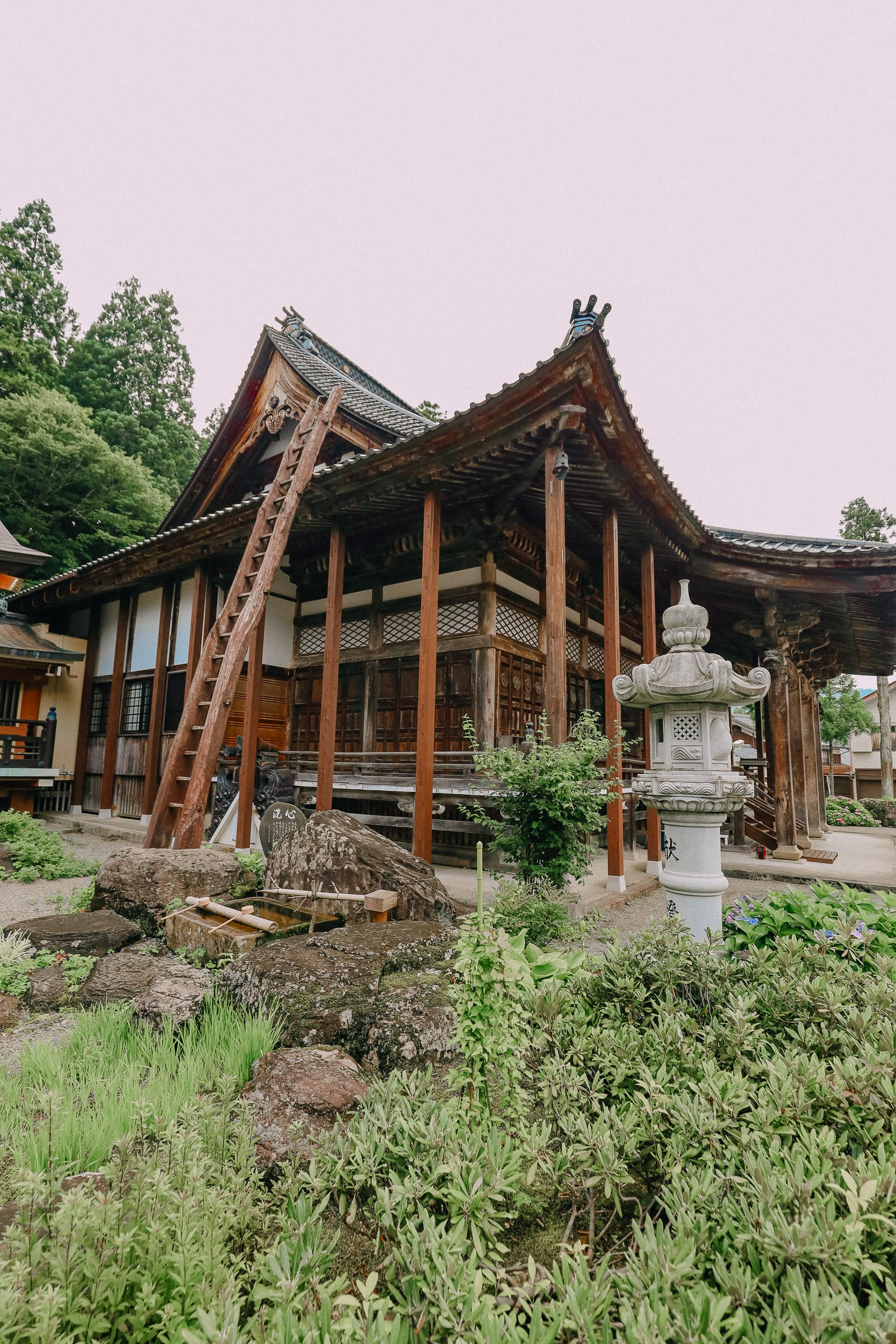 A Misogi Purification Ritual And Temples In Hakusan City - Japan (17)