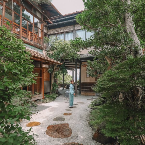 Visiting The Geisha District And Kaiseki Dining In Kanazawa - Japan (22)