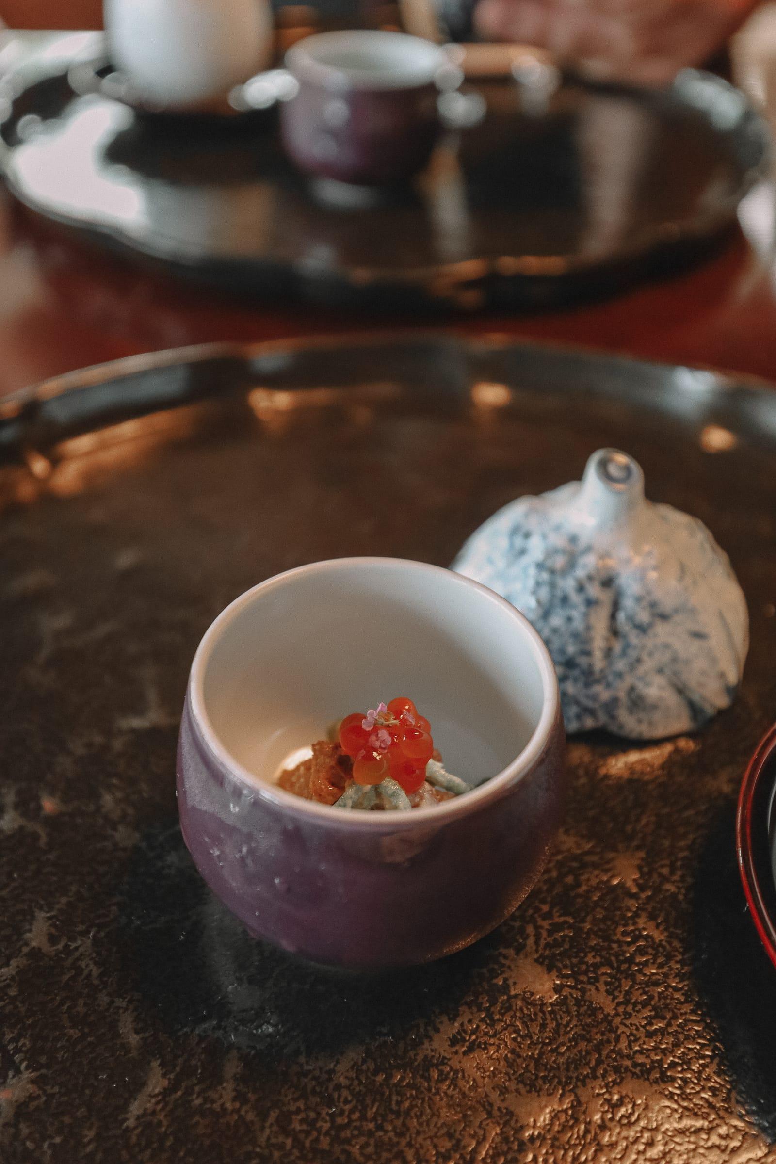 Visiting The Geisha District And Kaiseki Dining In Kanazawa - Japan (17)