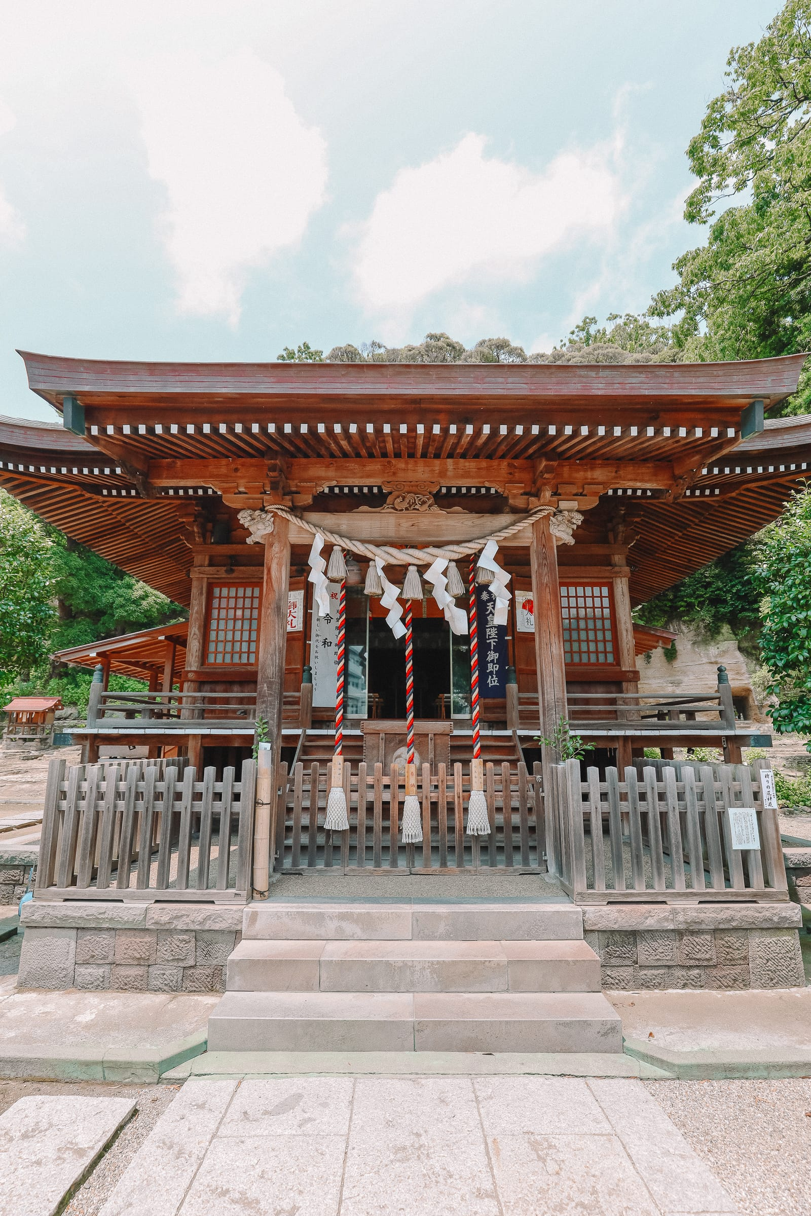 Temple Searching And Traditional Ryokans In Yokohama - Japan (24)