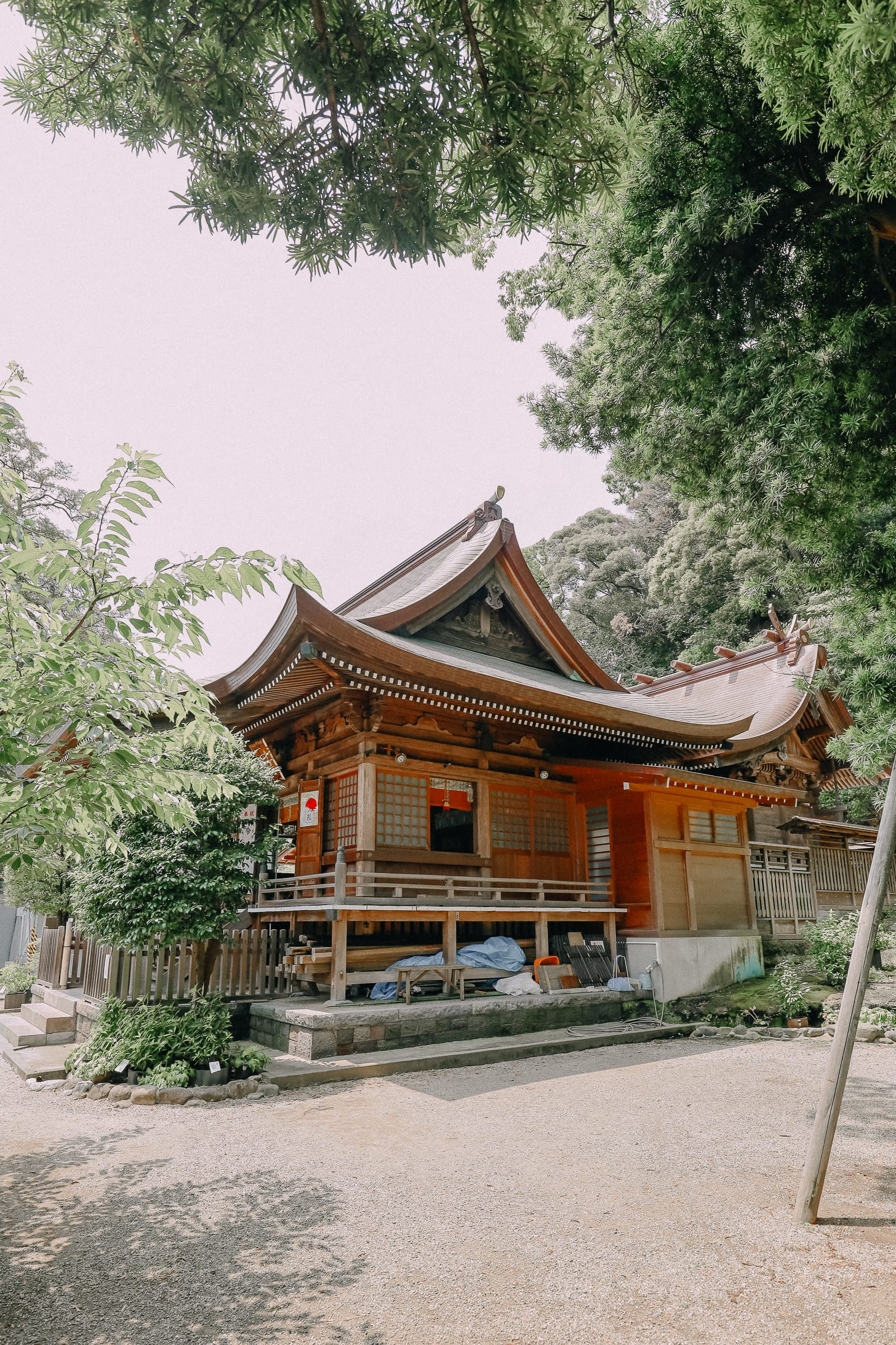 Temple Searching And Traditional Ryokans In Yokohama - Japan (23)