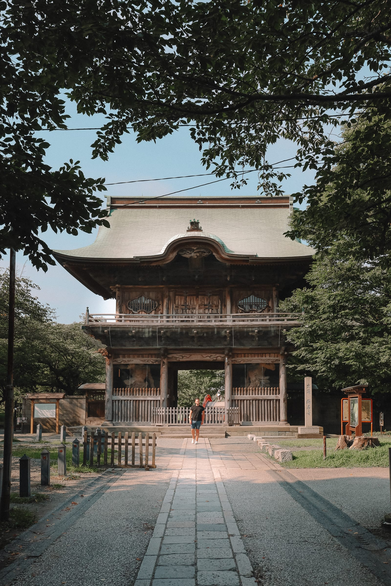 Temple Searching And Traditional Ryokans In Yokohama - Japan (19)