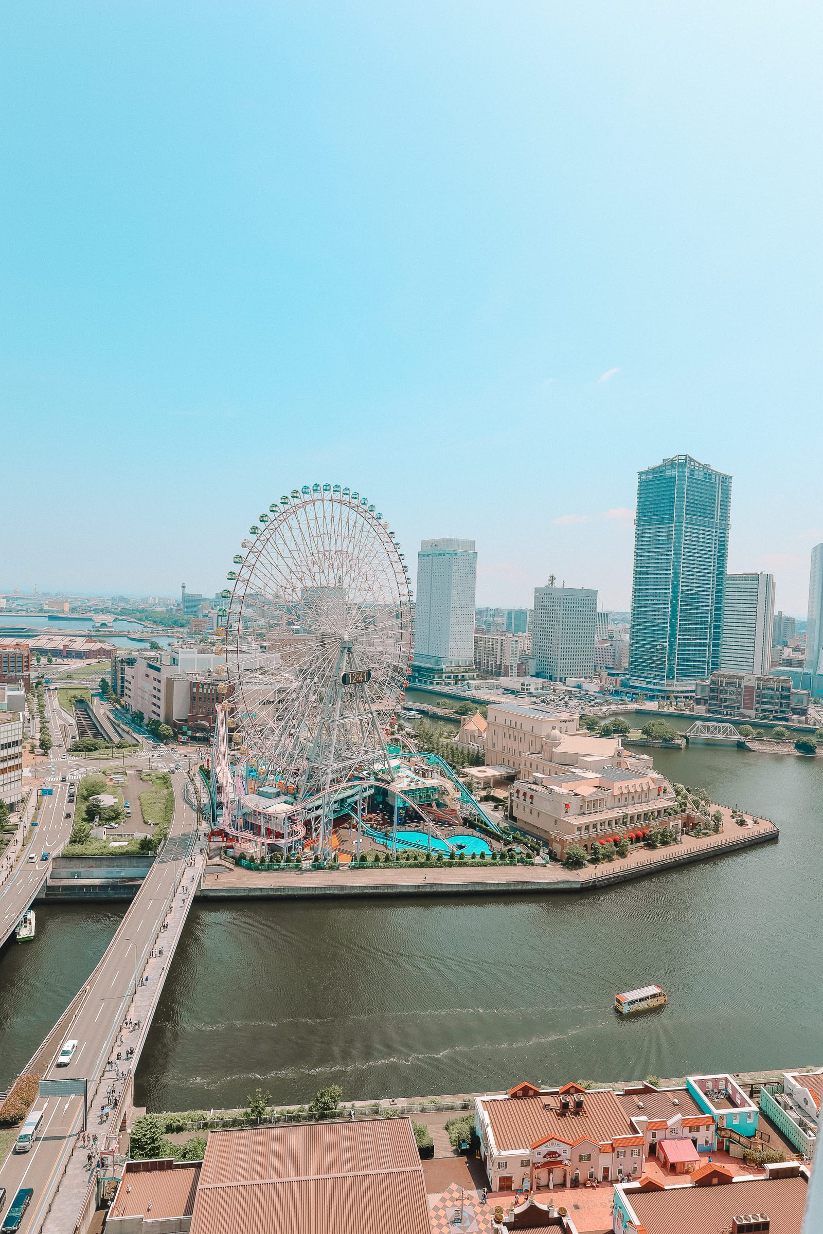 24 Hours Exploring Downtown Yokohama - Japan (54)