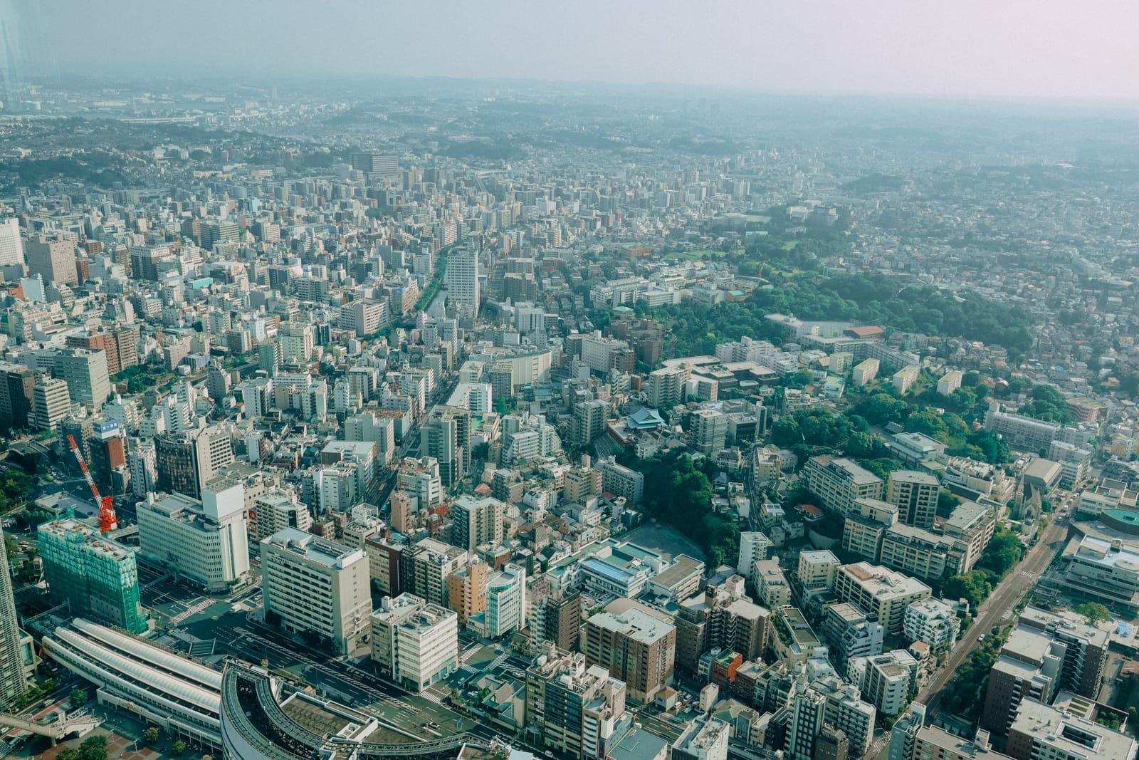 24 Hours Exploring Downtown Yokohama - Japan (45)