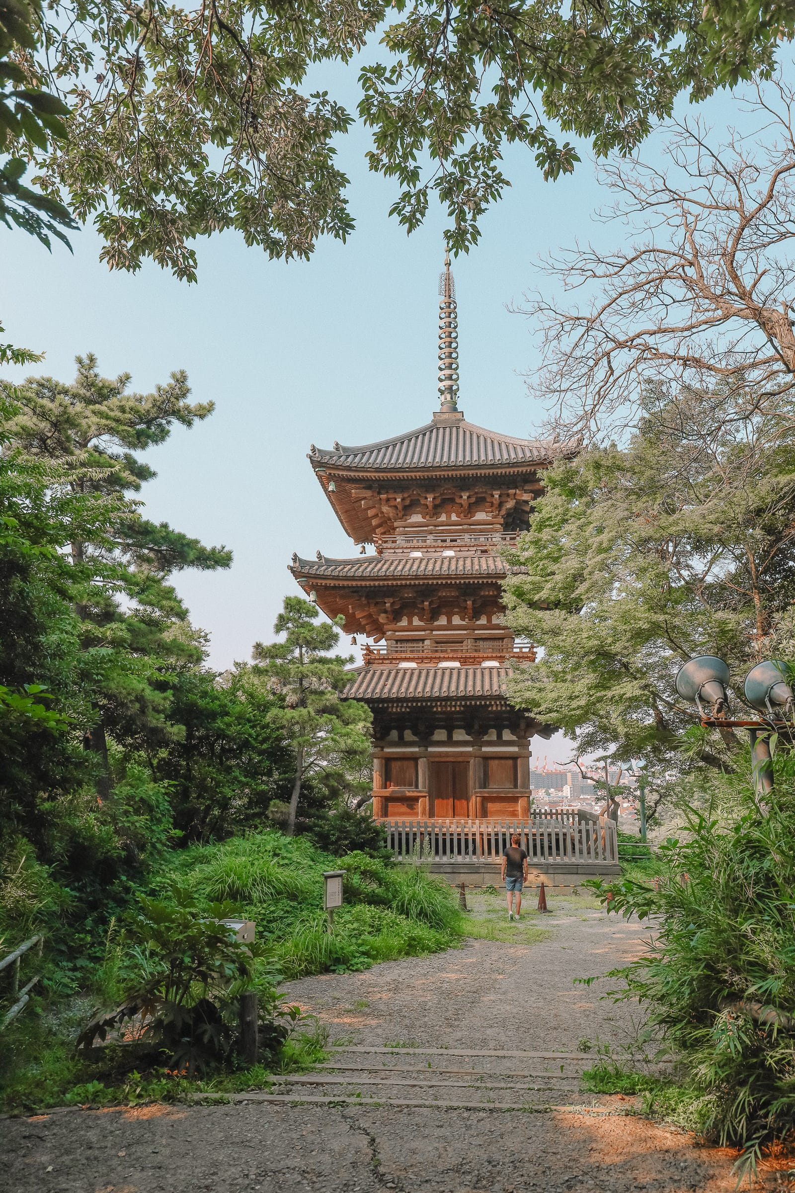 Exploring Sankeien Garden, Markets And The Mall In Yokohama - Japan (13)